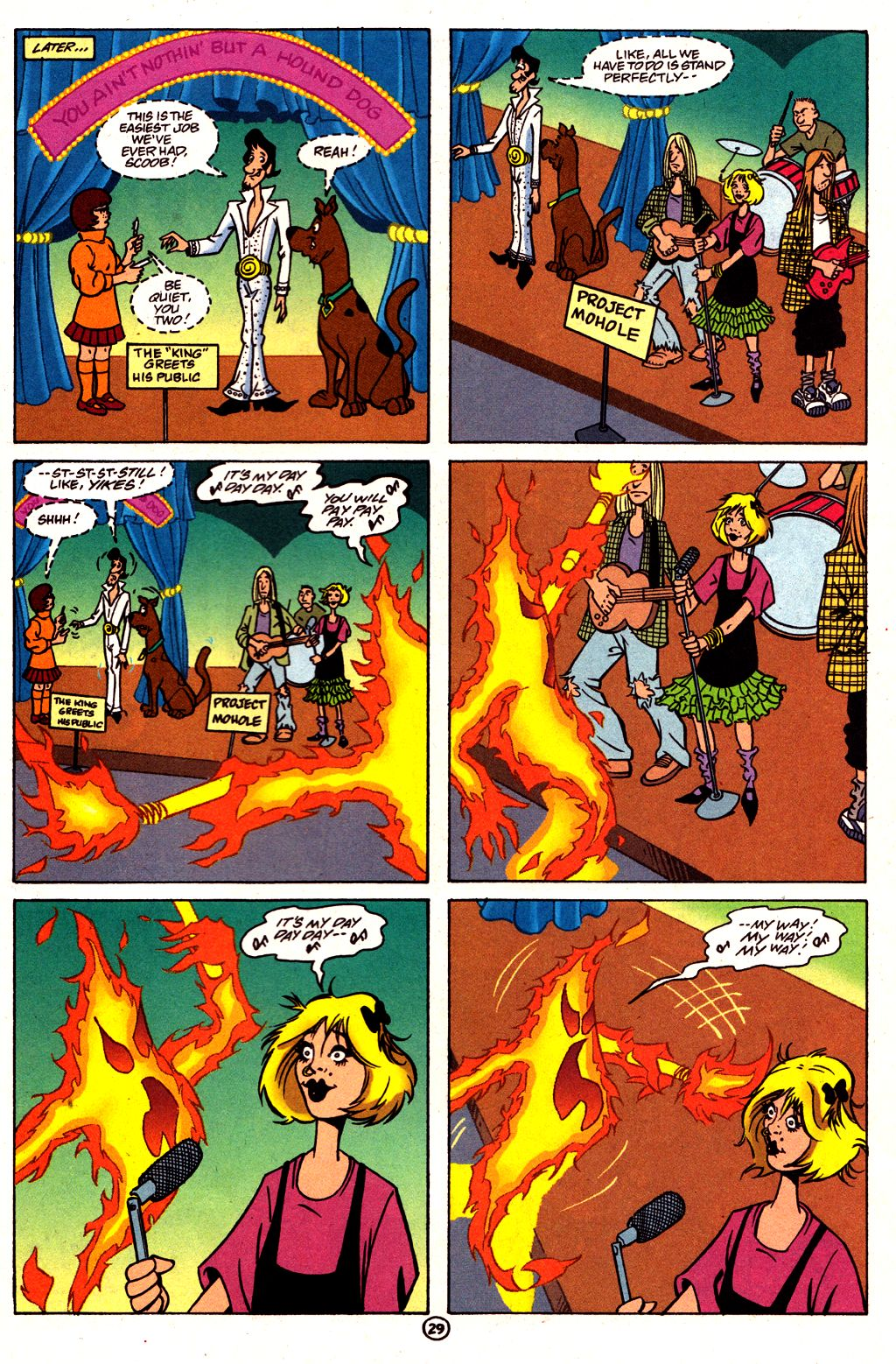 Read online Scooby-Doo (1997) comic -  Issue #3 - 22