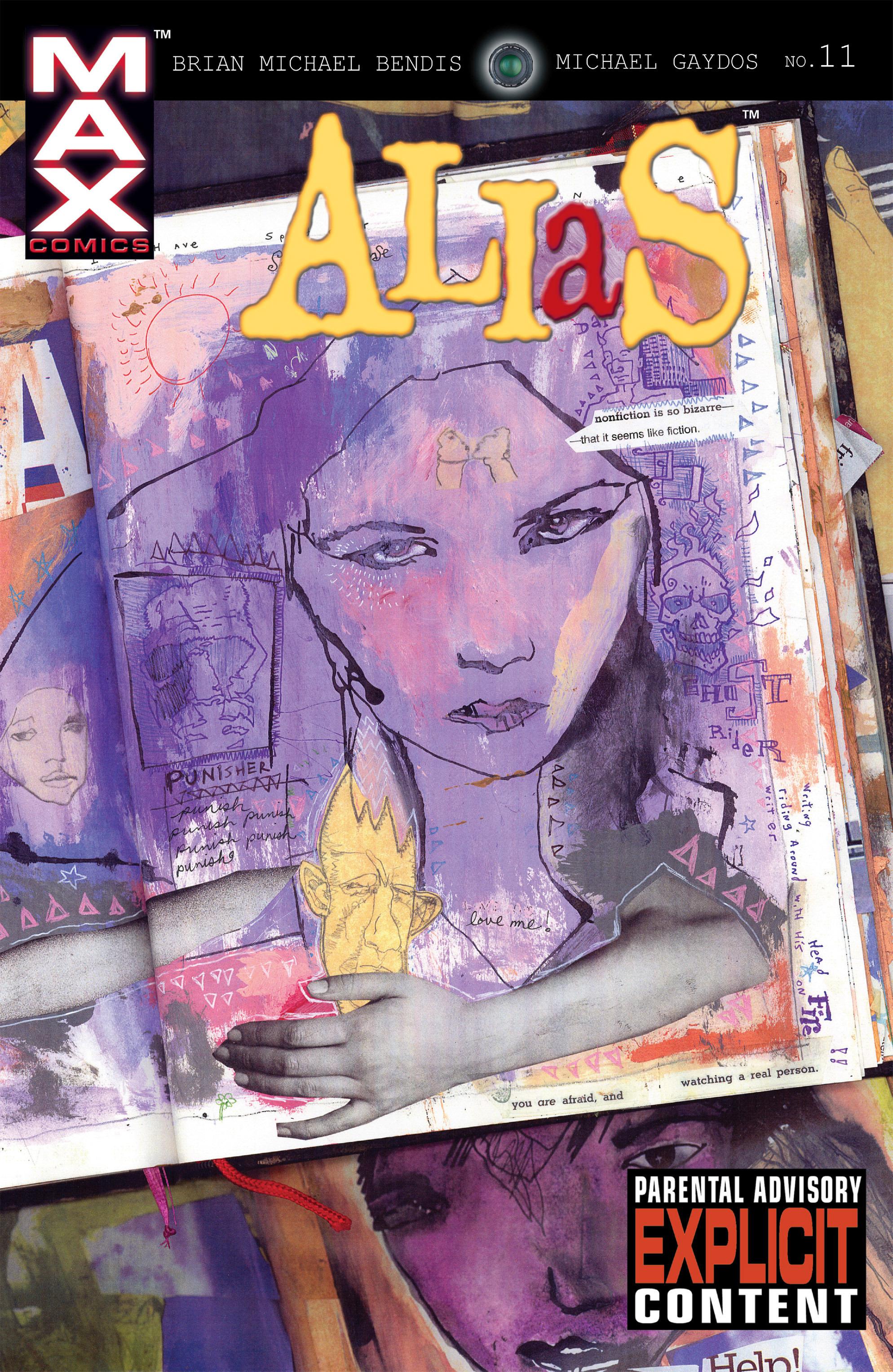 Alias 11 Page 1