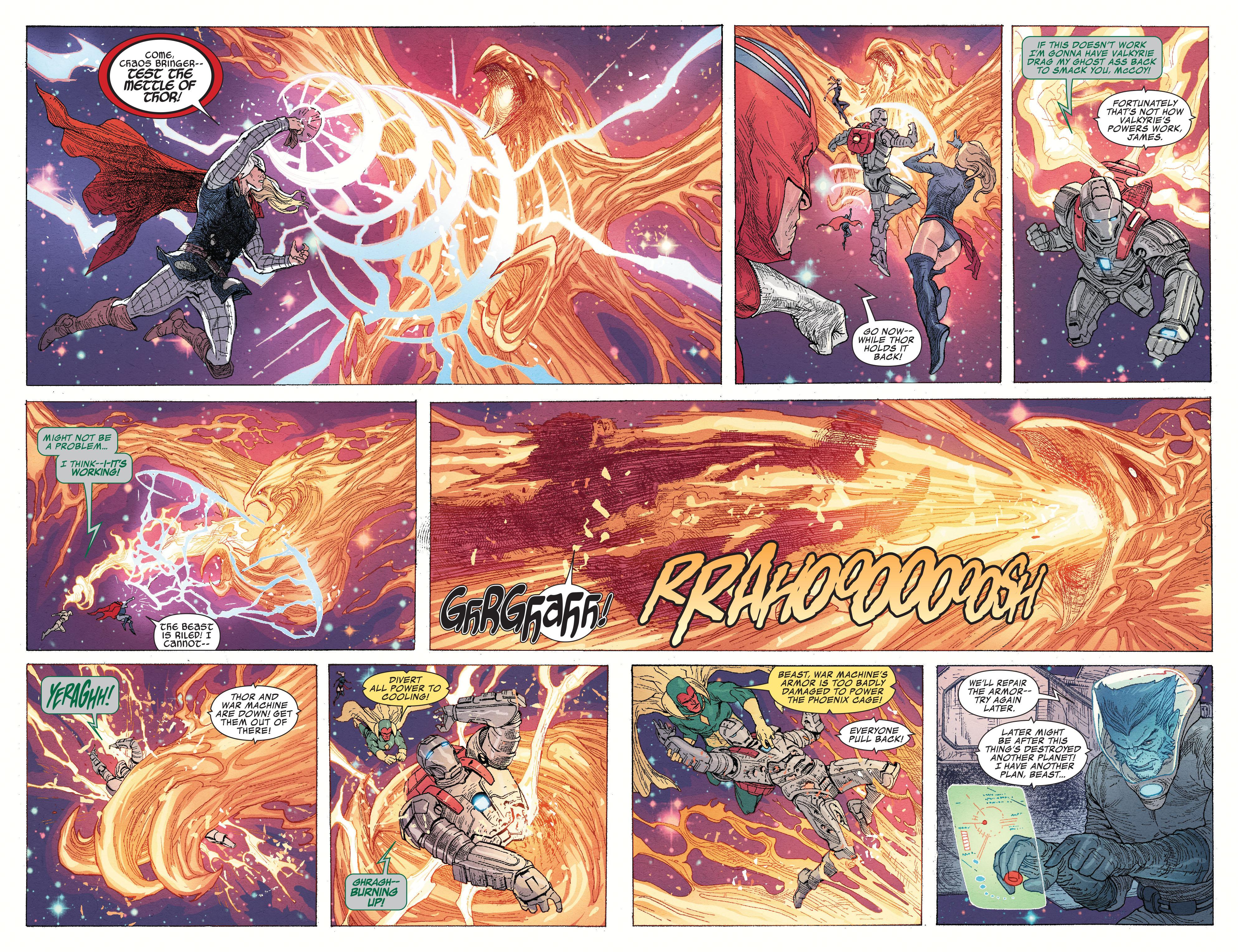 Read online Secret Avengers (2010) comic -  Issue #26 - 11