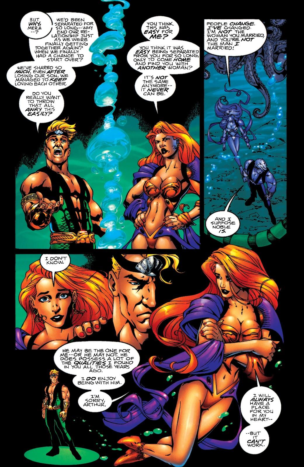 Aquaman (1994) Issue #55 #61 - English 13