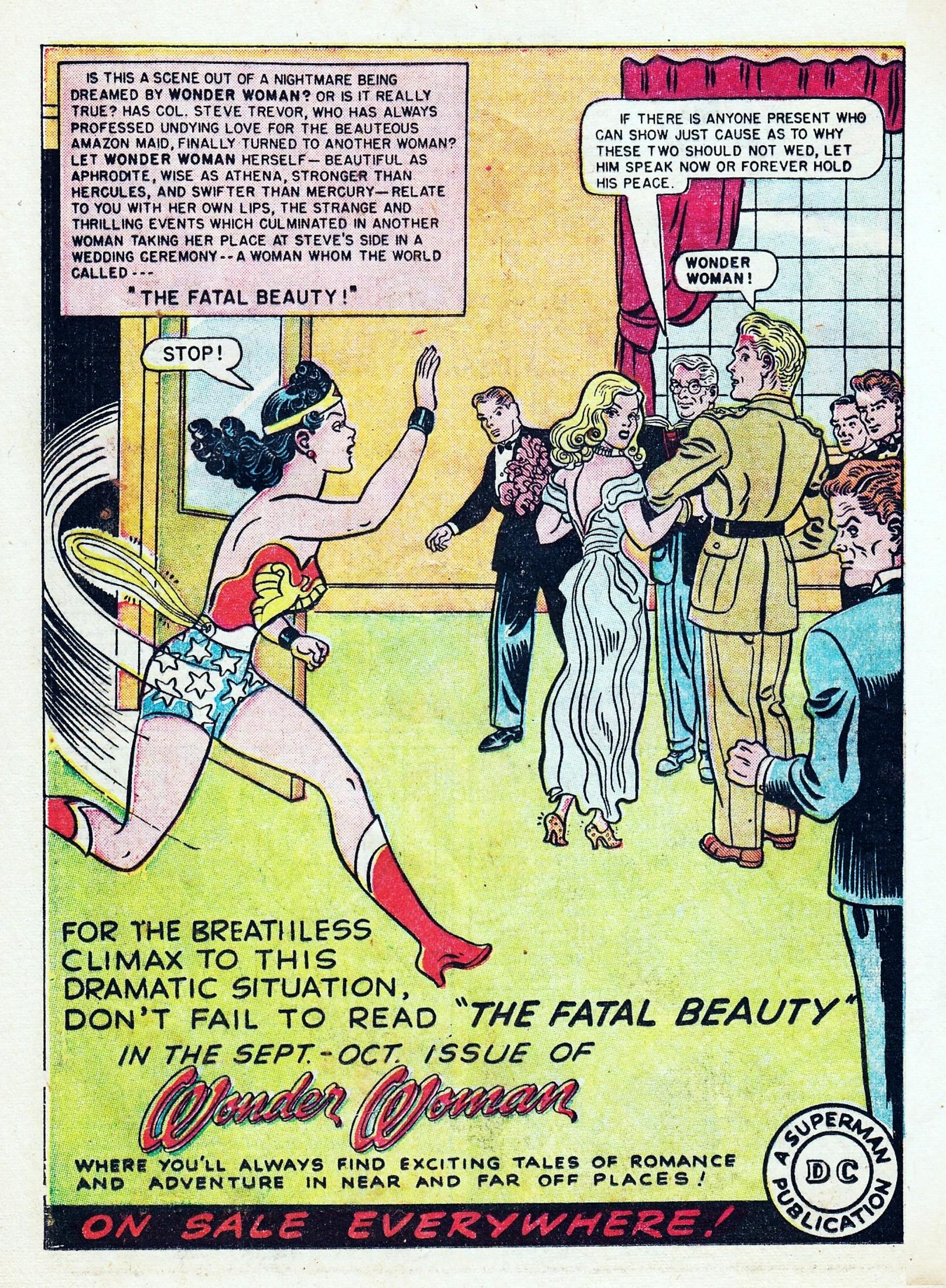 Read online Secret Hearts comic -  Issue #1 - 36