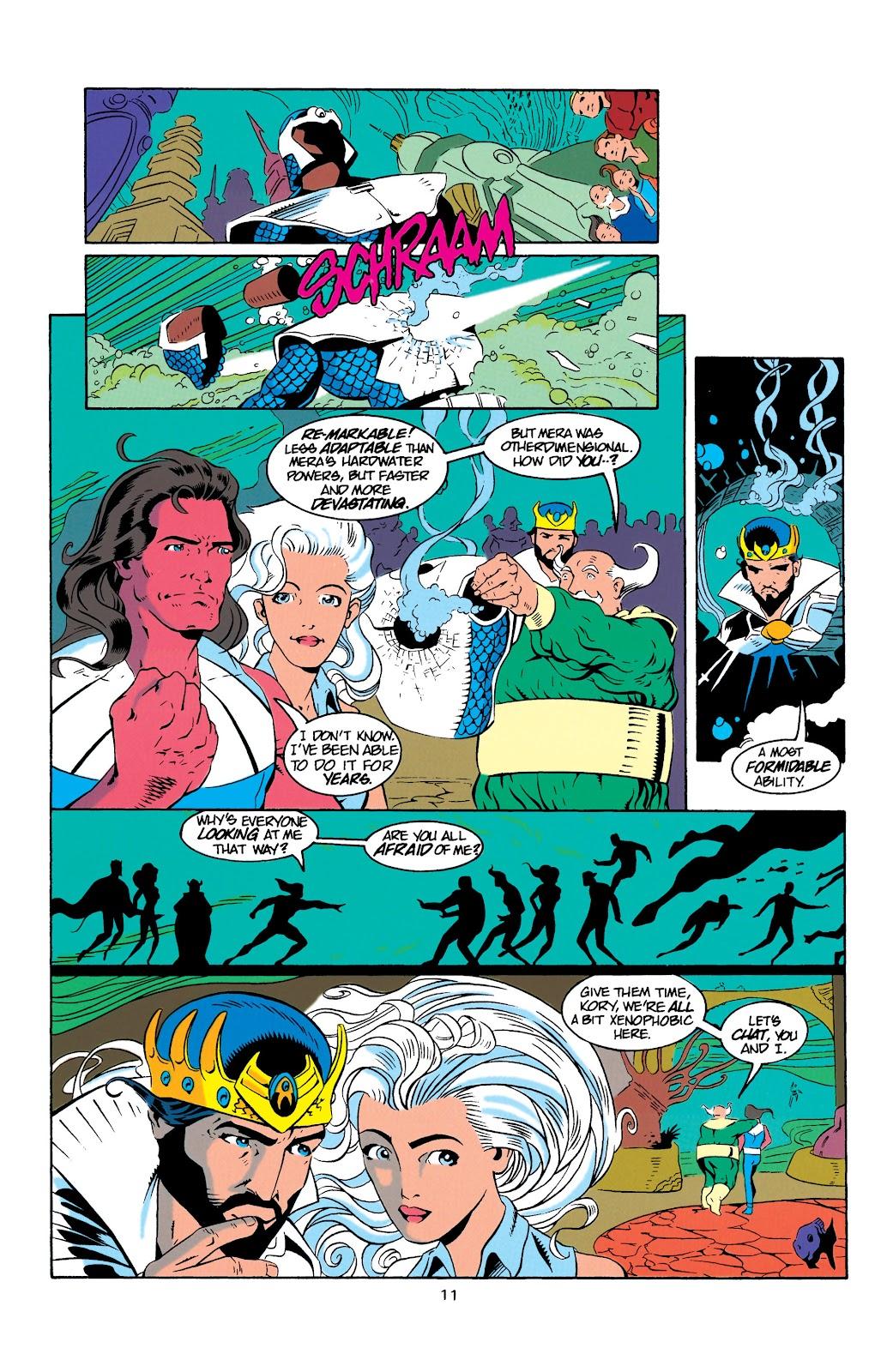 Aquaman (1994) Issue #9 #15 - English 12