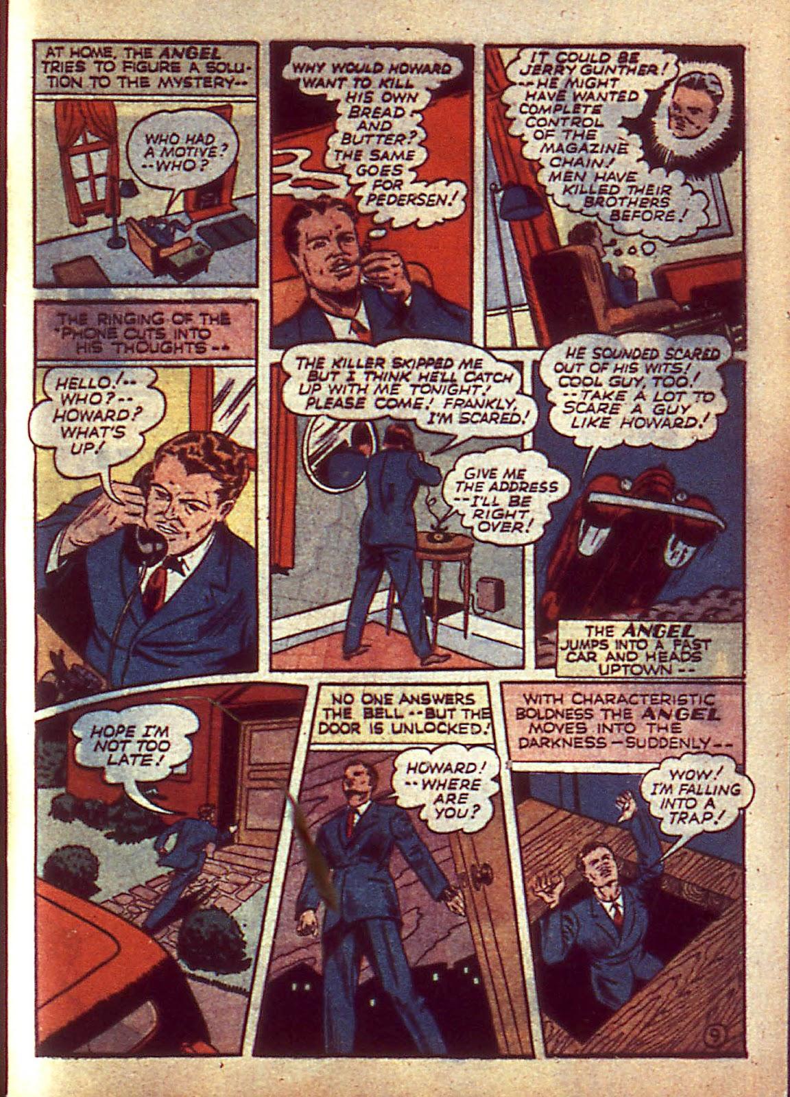 Sub-Mariner Comics Issue #3 #3 - English 56