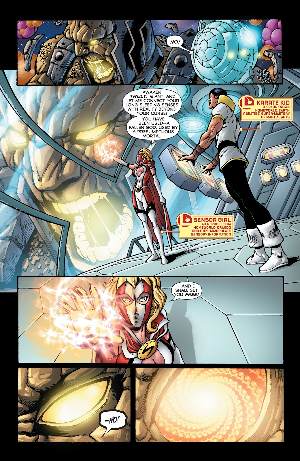 Legion of Super-Heroes (2011) Issue #22 #23 - English 16