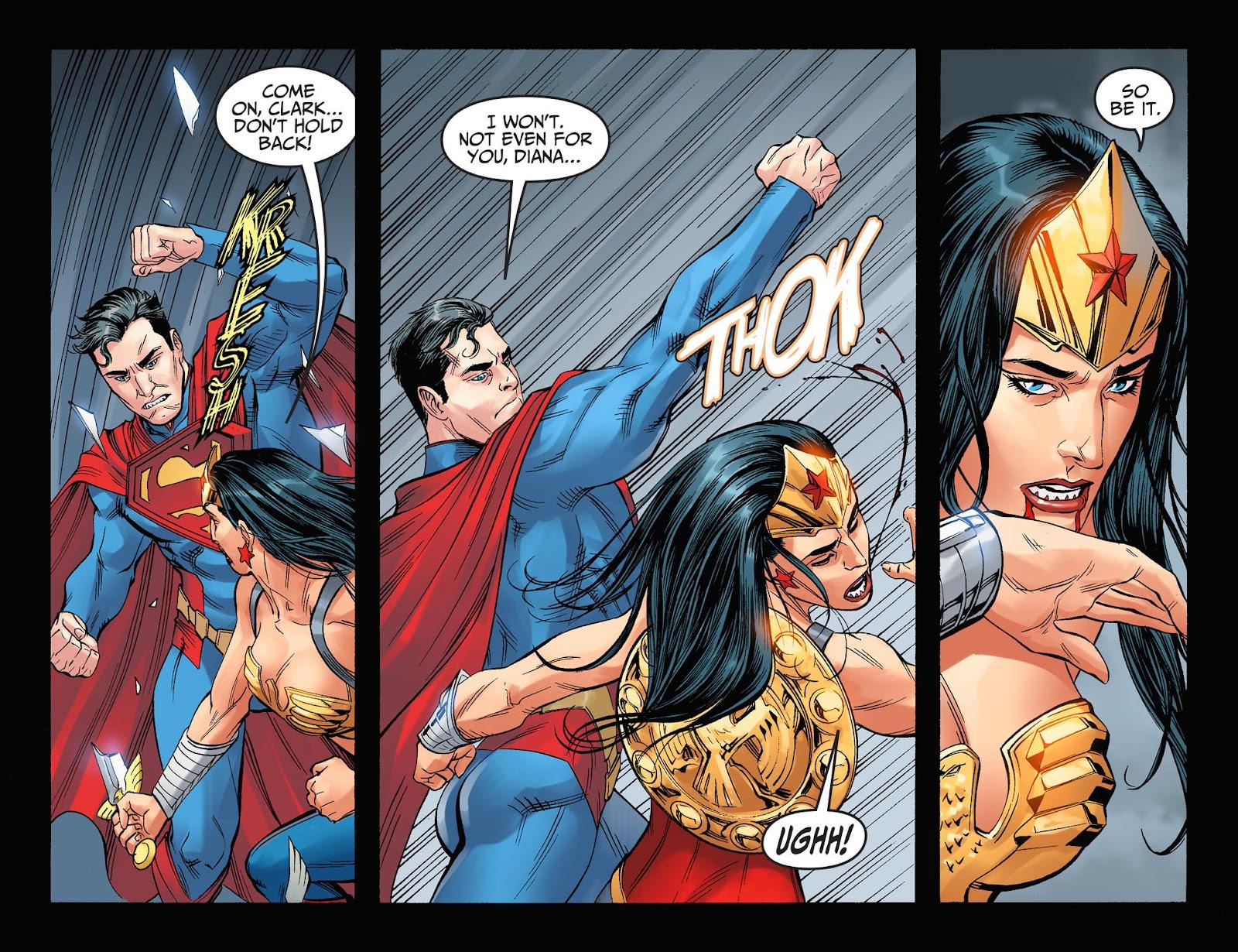 Injustice: Gods Among Us Year Four Issue #8 #9 - English 18