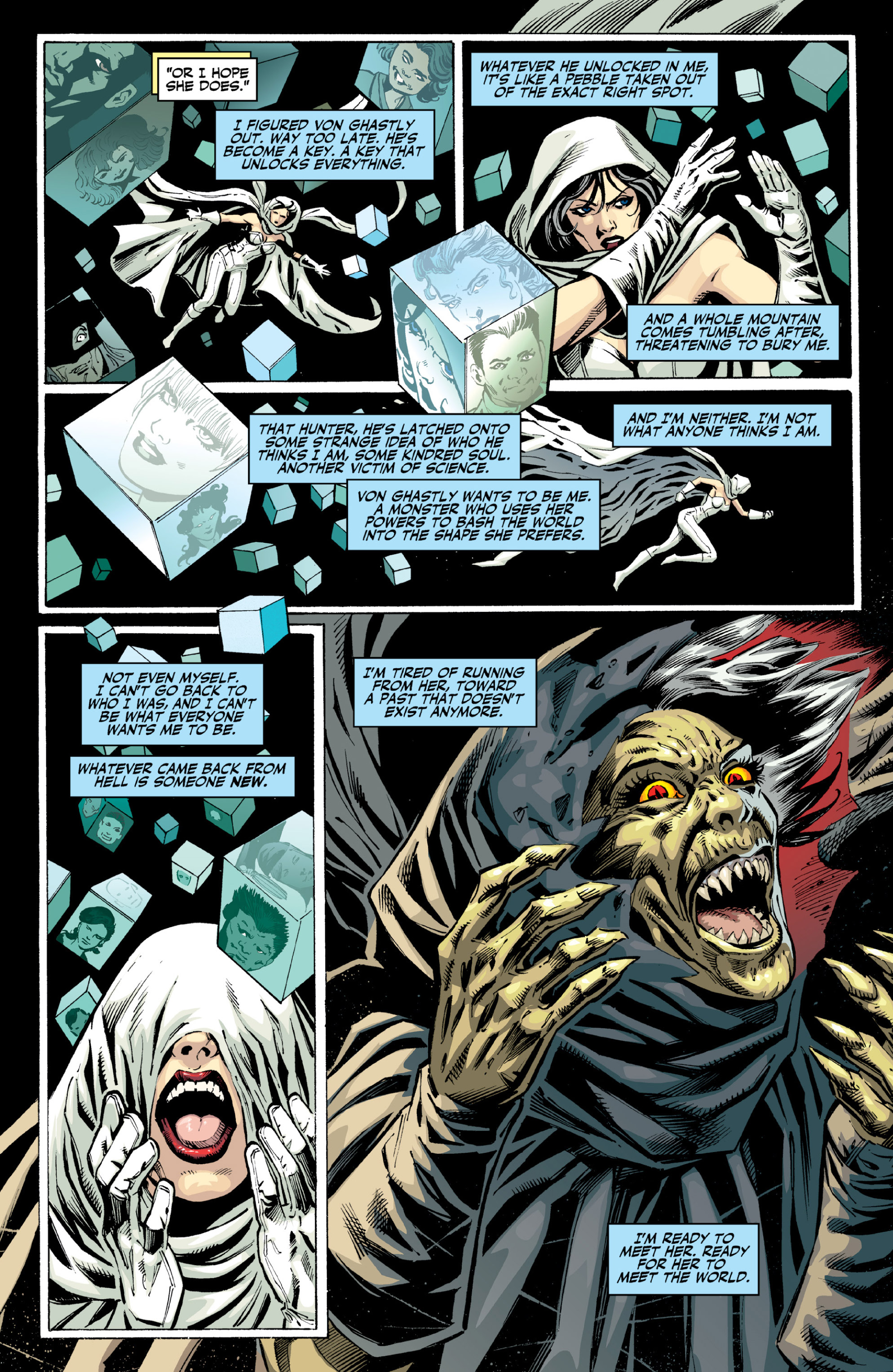 Read online Ghost (2013) comic -  Issue # TPB 2 - 92