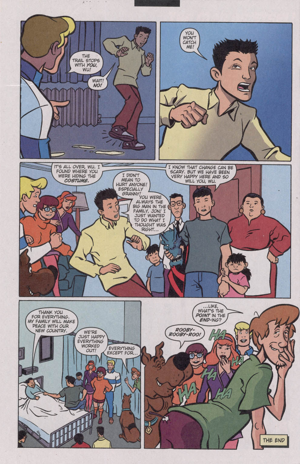 Read online Scooby-Doo (1997) comic -  Issue #81 - 43