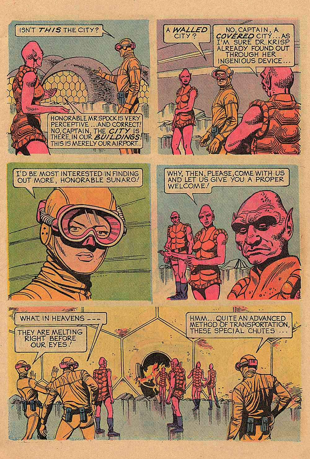 Star Trek (1967) Issue #27 #27 - English 9