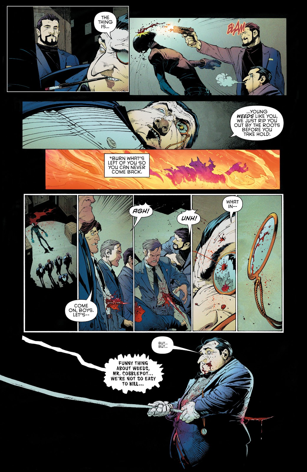 Batman (2011) Issue #43 #62 - English 22