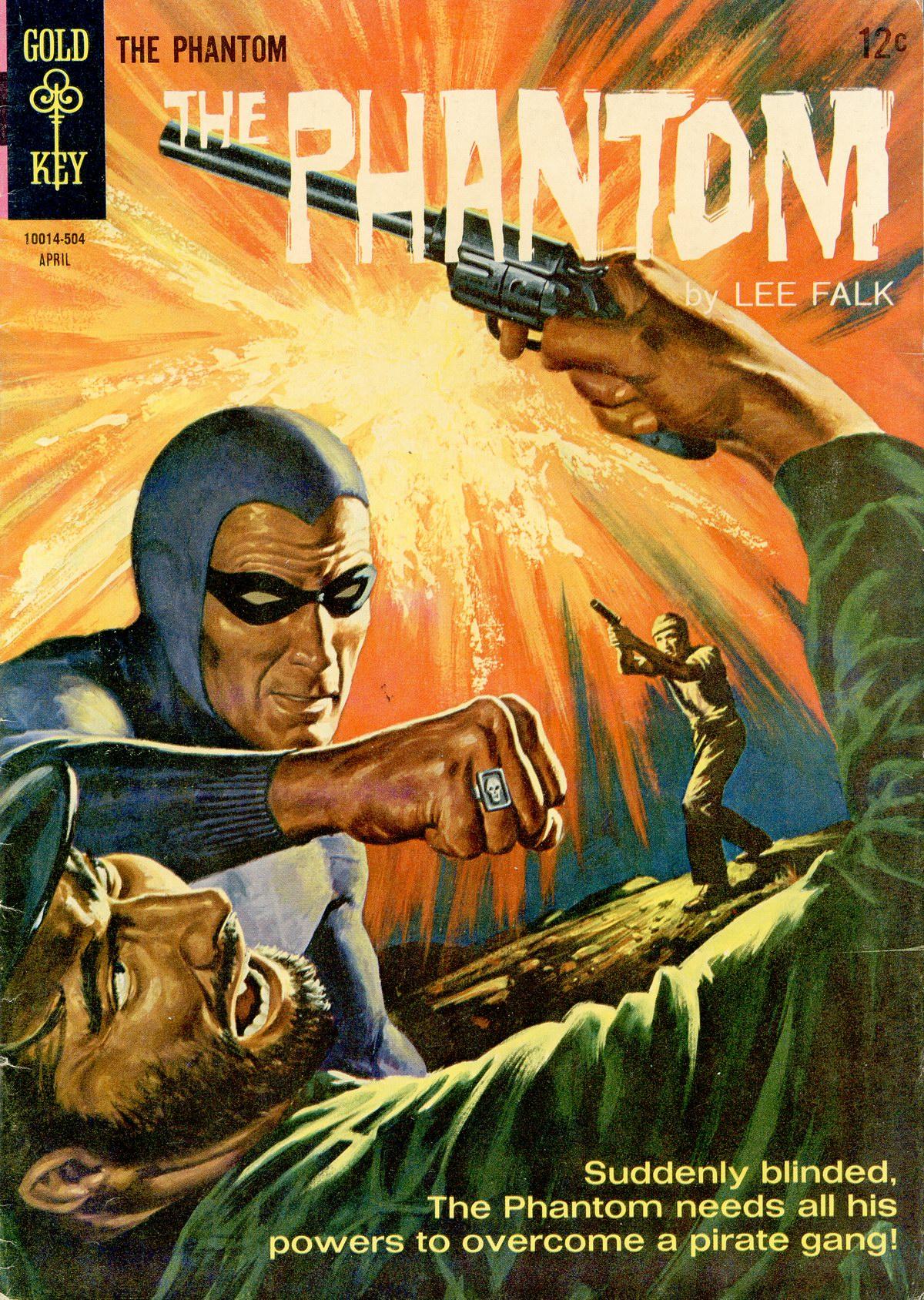 The Phantom (1962) 11 Page 1