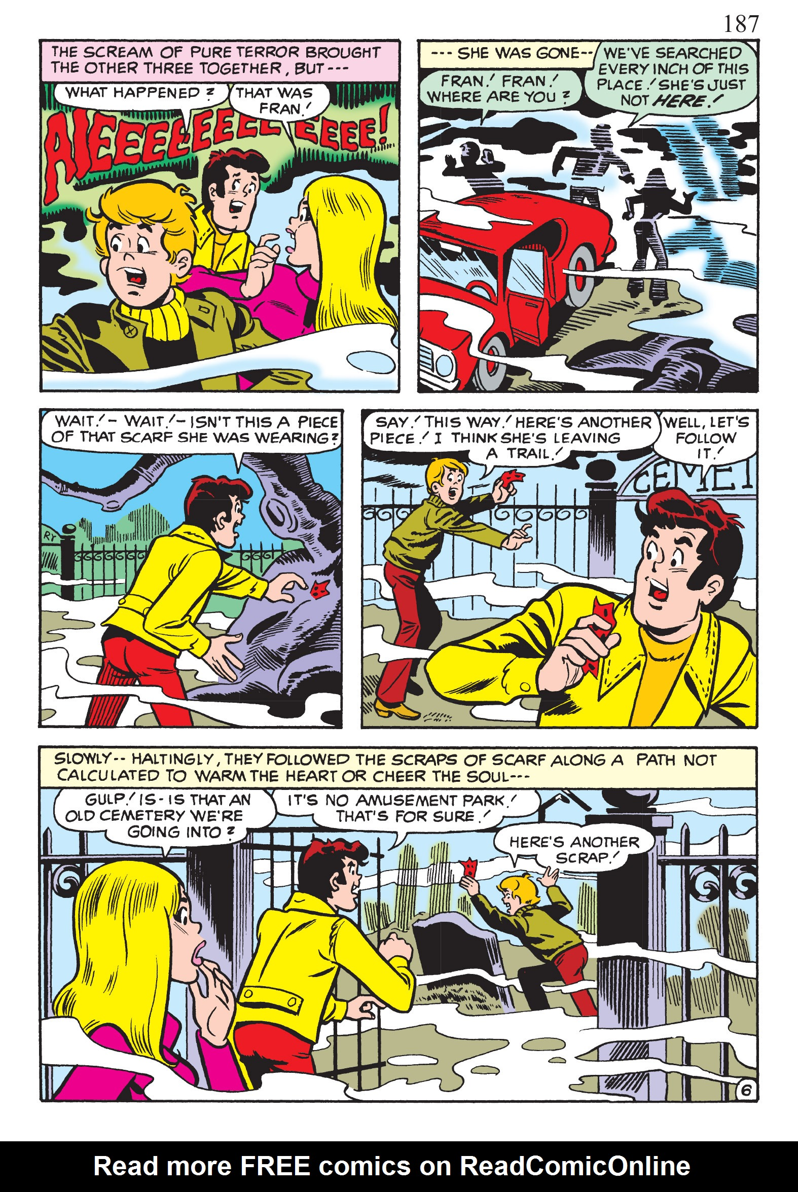 Read online The Best of Archie Comics comic -  Issue # TPB 2 (Part 1) - 189