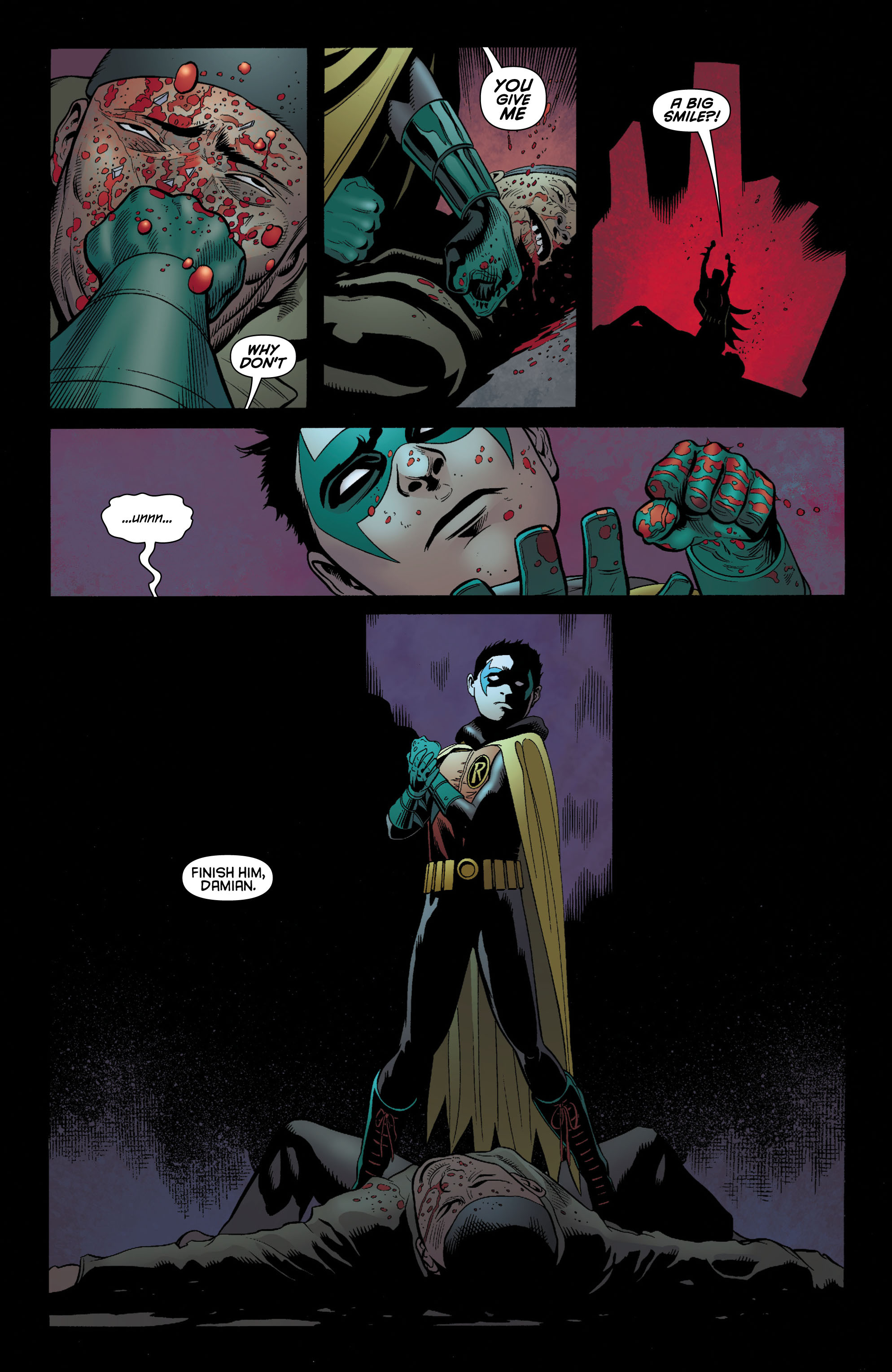 Batman and Robin (2011) chap 1 pic 59
