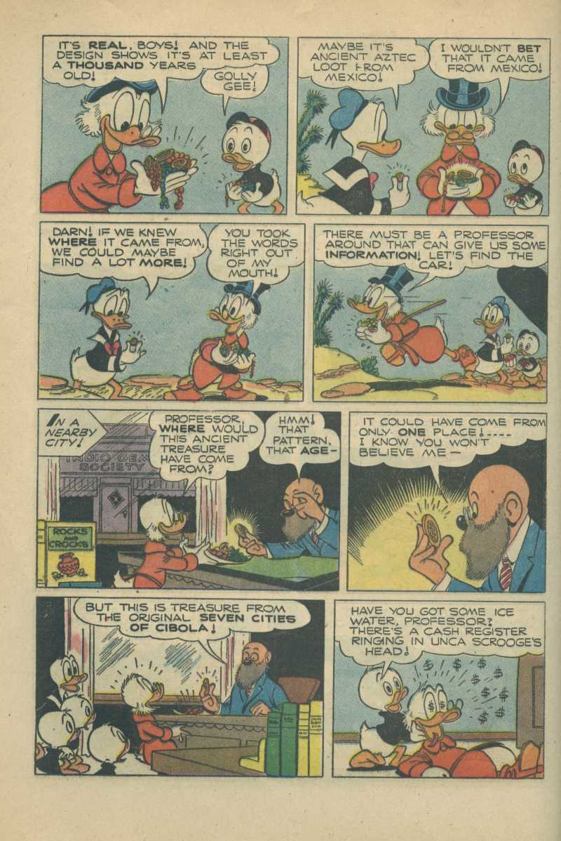 Uncle Scrooge (1953) Issue #7 #7 - English 12