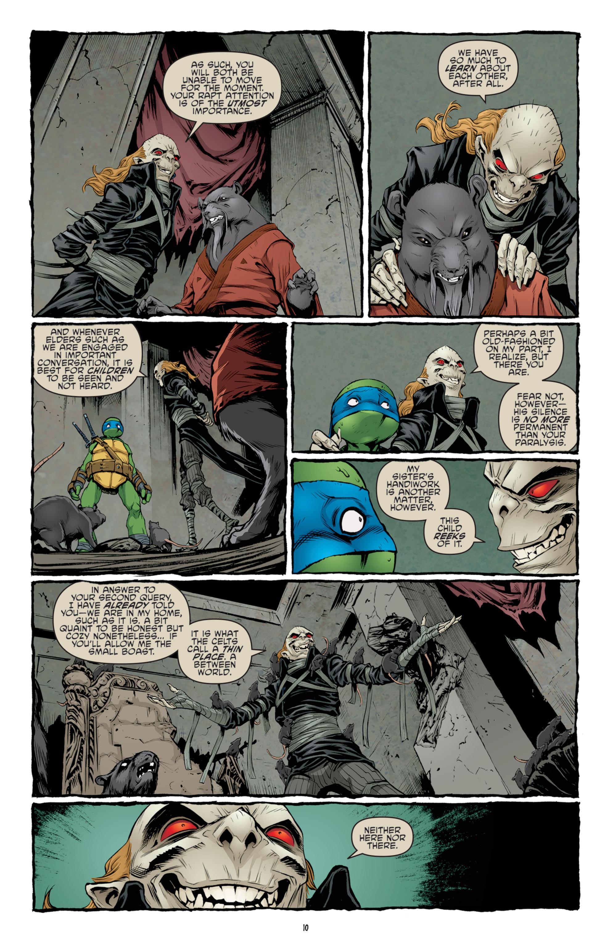 Read online Teenage Mutant Ninja Turtles (2011) comic -  Issue #36 - 13