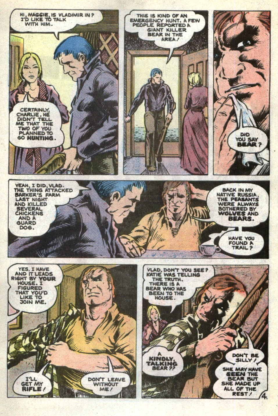 Read online Scary Tales comic -  Issue #21 - 27