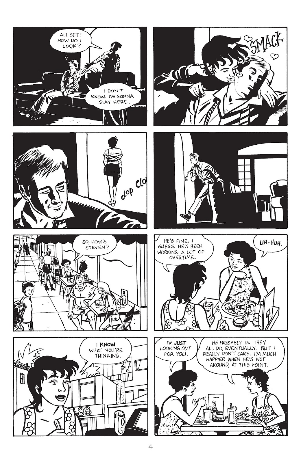Stray Bullets Issue #19 #19 - English 6