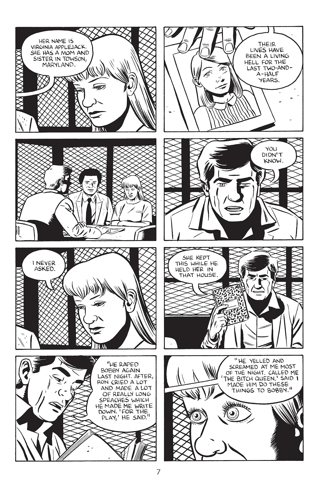 Stray Bullets Issue #29 #29 - English 9