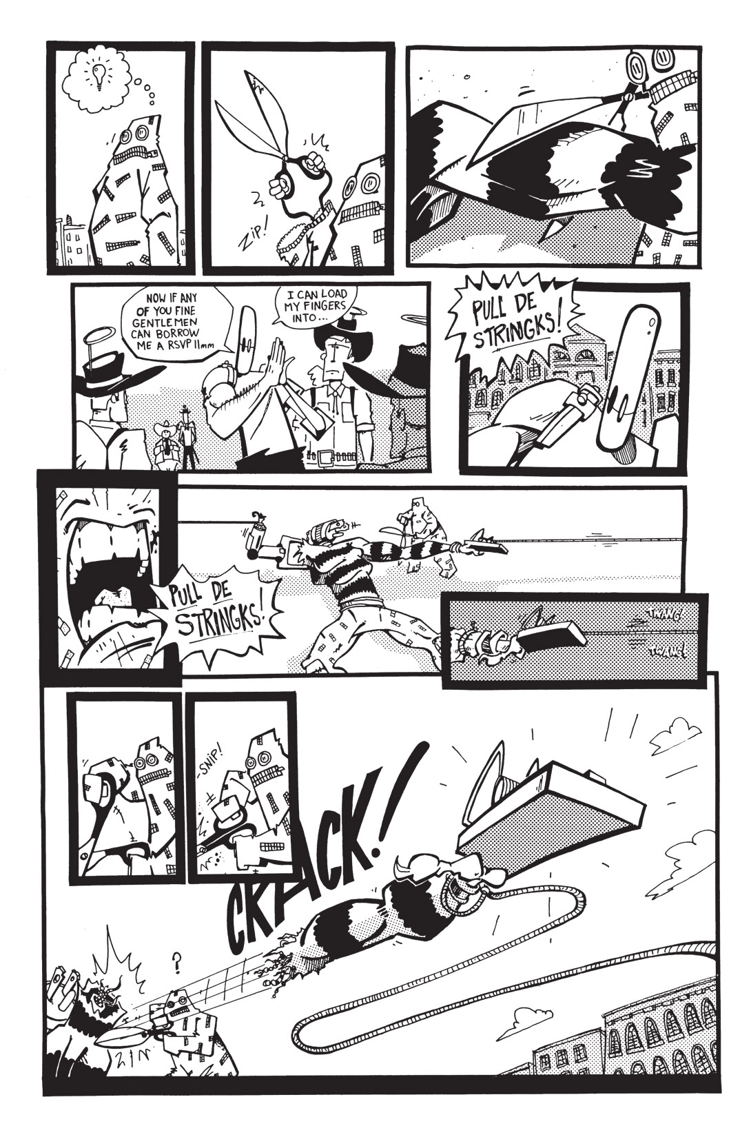 Read online Scud: The Disposable Assassin: The Whole Shebang comic -  Issue # TPB (Part 1) - 249
