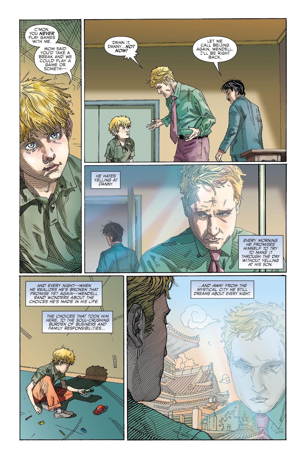 The Immortal Iron Fist Issue #27 #28 - English 6