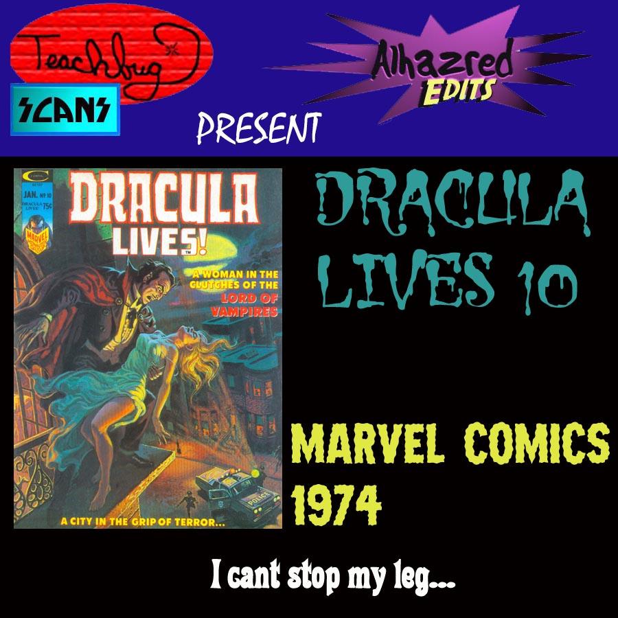 Dracula Lives 10 Page 1