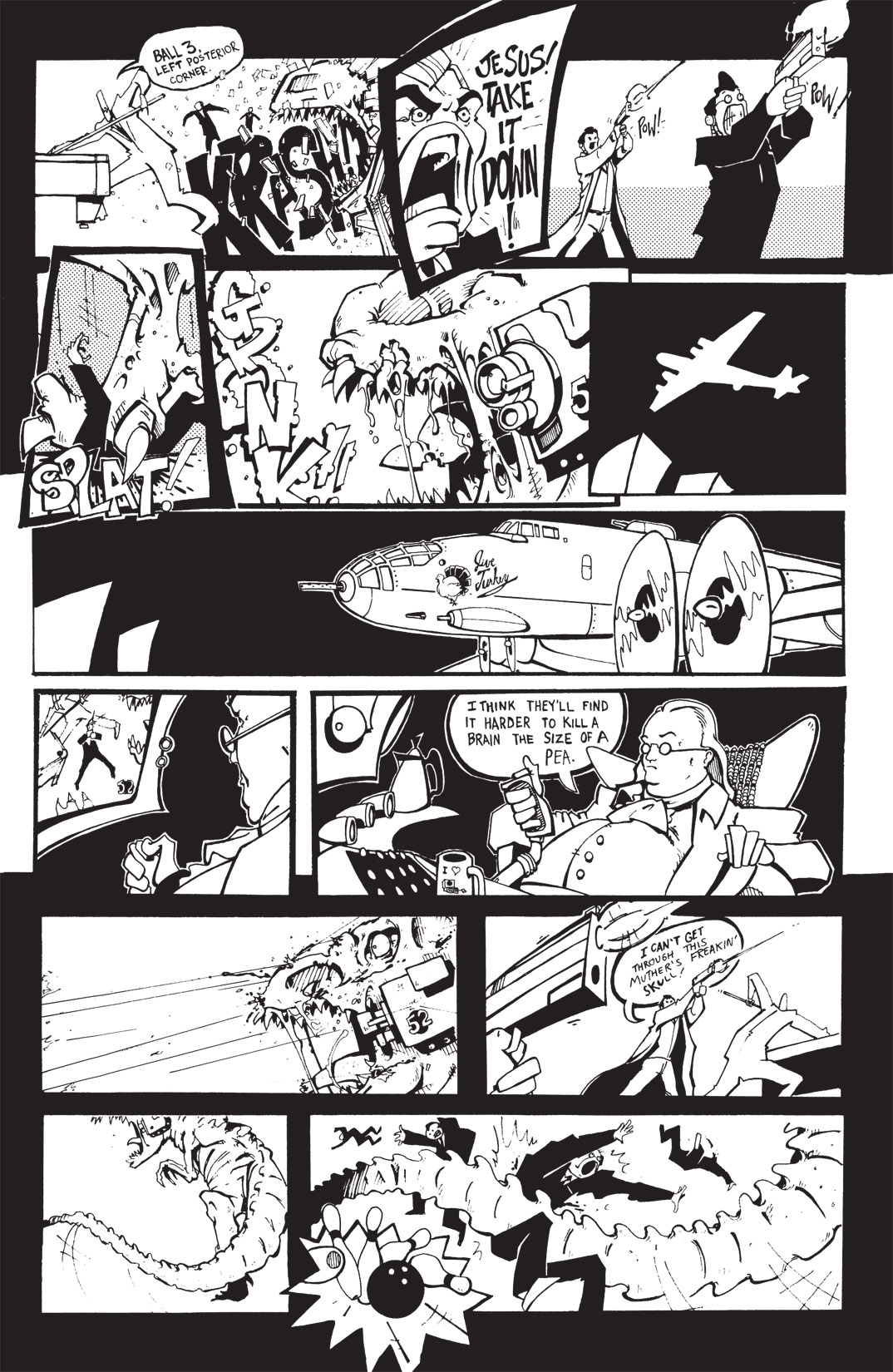 Read online Scud: The Disposable Assassin: The Whole Shebang comic -  Issue # TPB (Part 1) - 116
