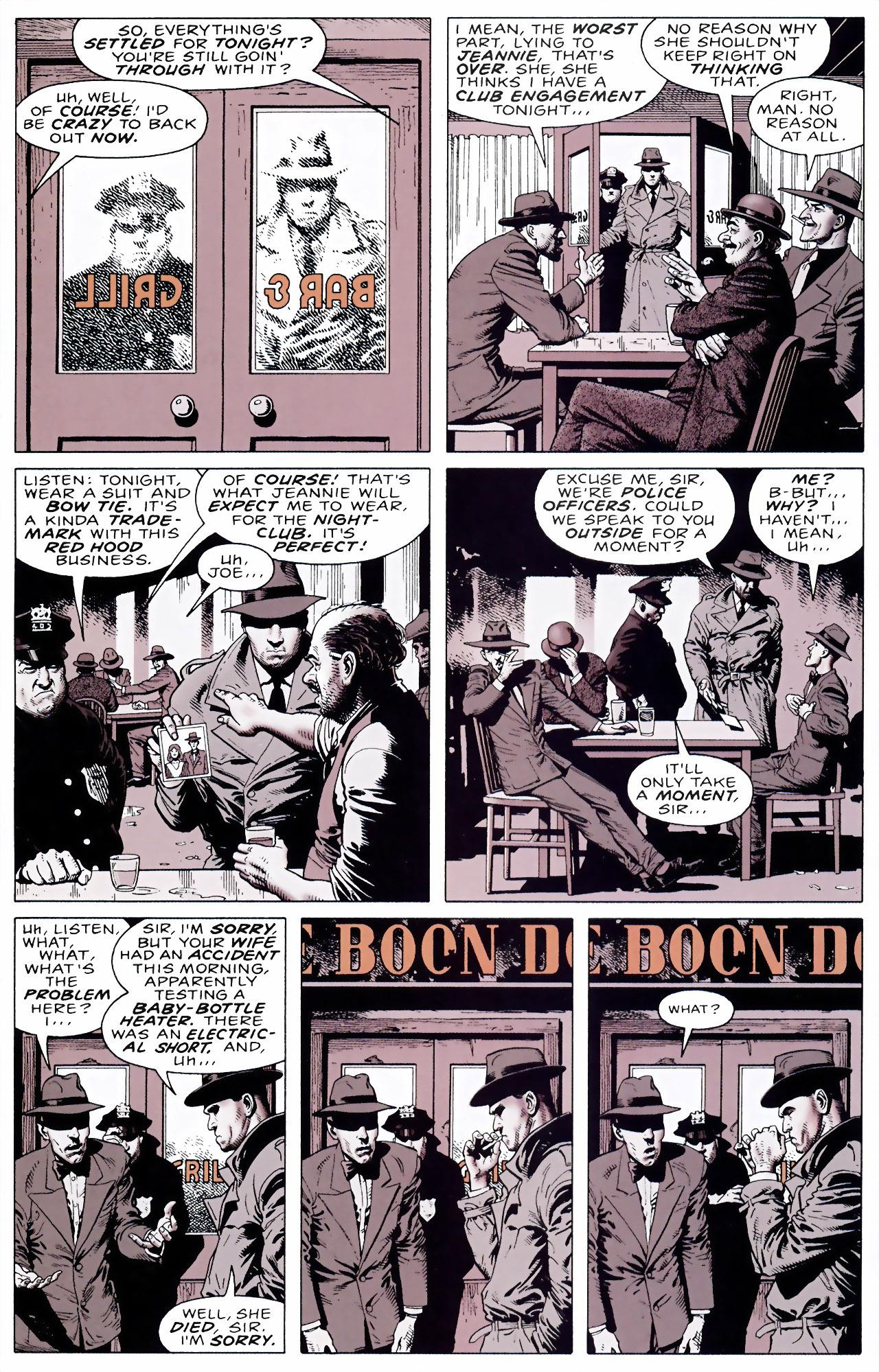 Batman: The Killing Joke chap 1 pic 28