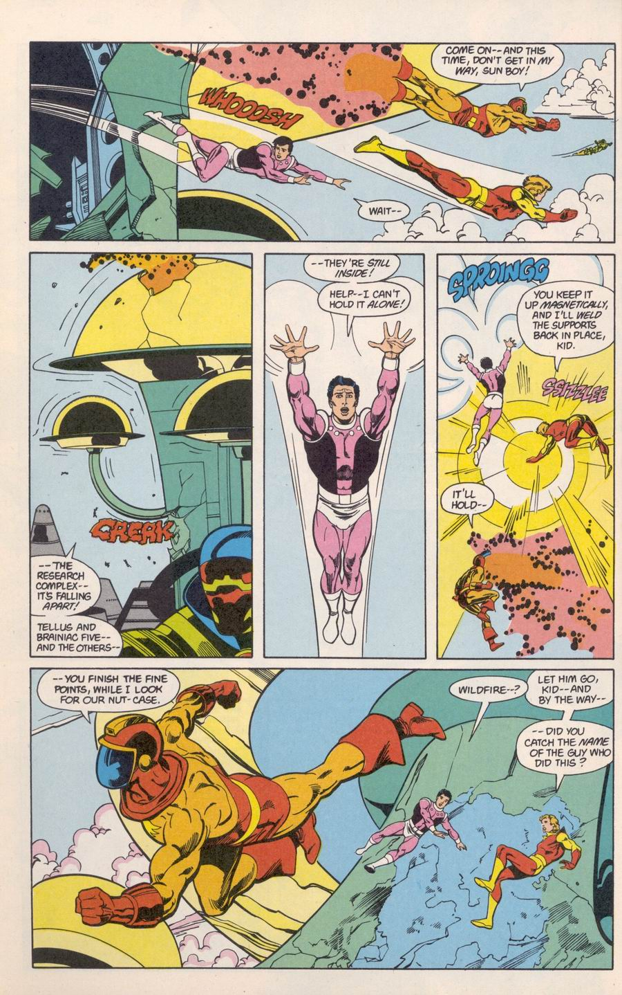 Tales of the Legion Issue #347 #34 - English 11