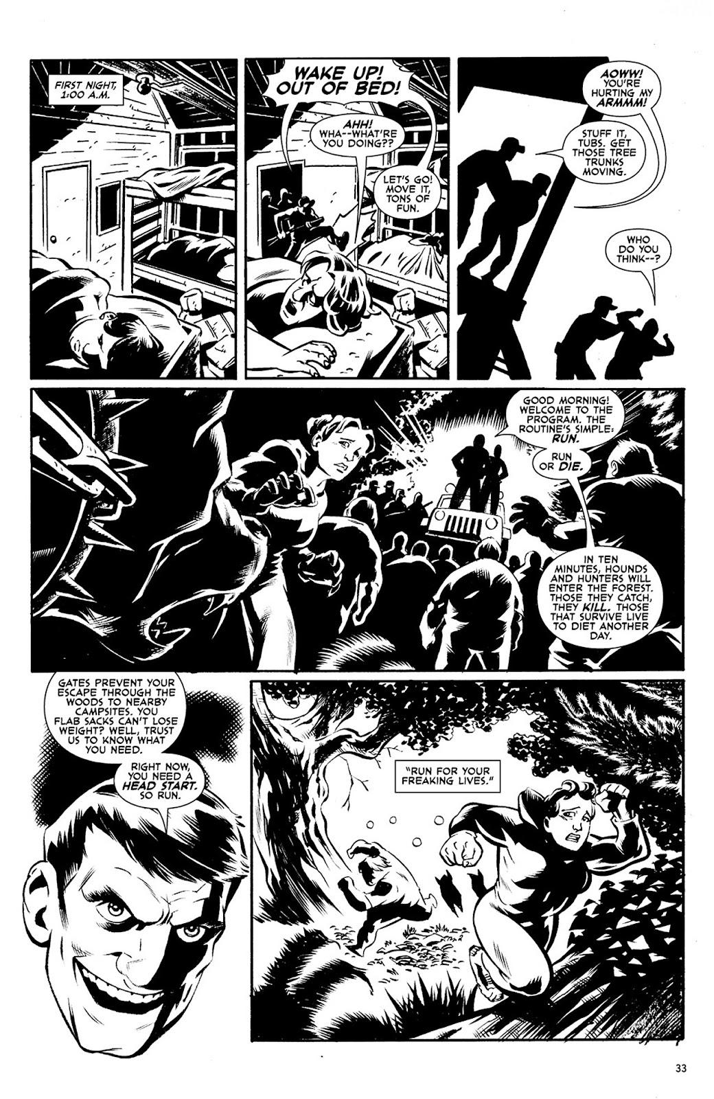 Creepy (2009) Issue #1 #1 - English 35