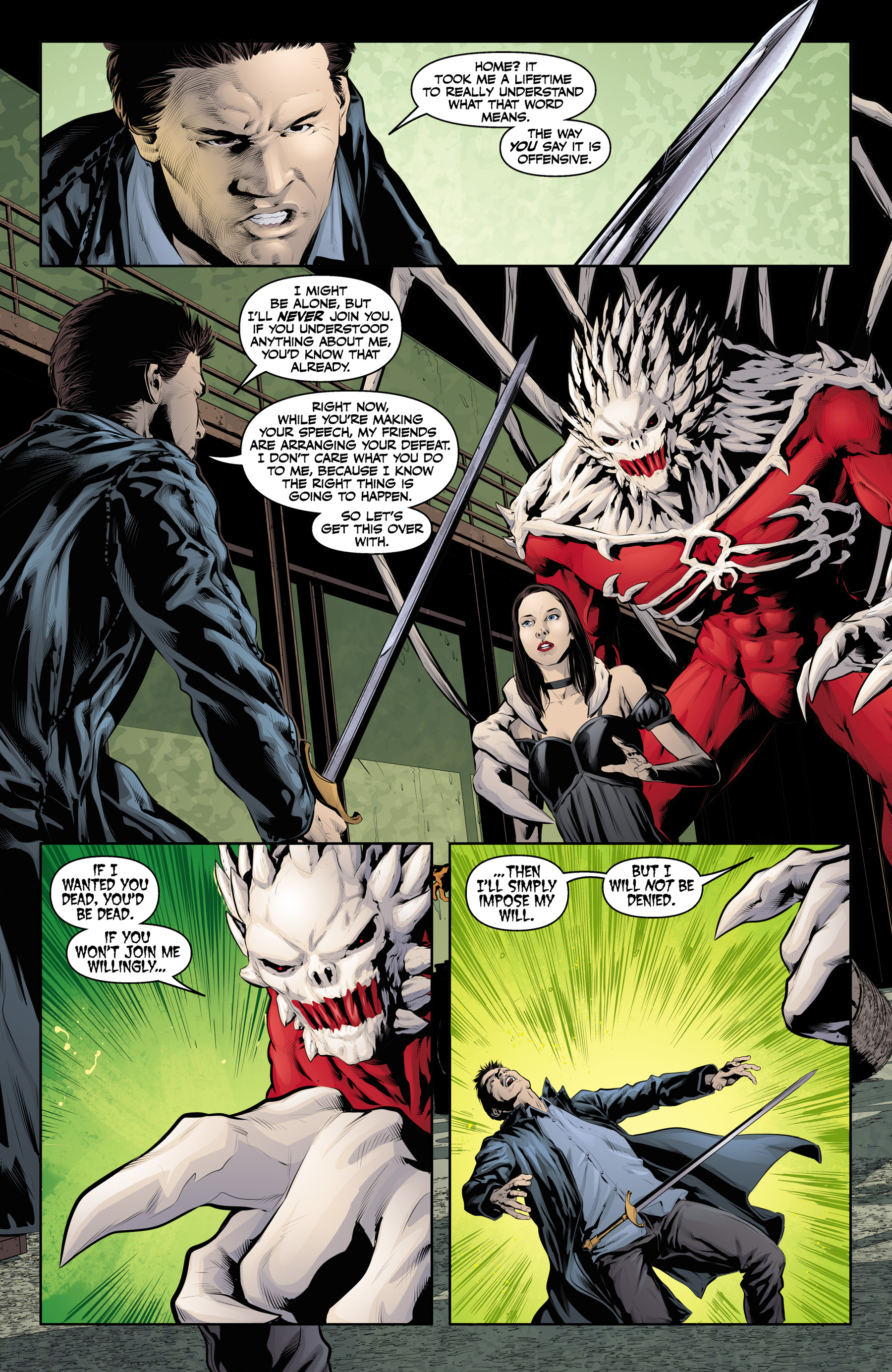 Read online Angel & Faith Season 10 comic -  Issue #21 - 23
