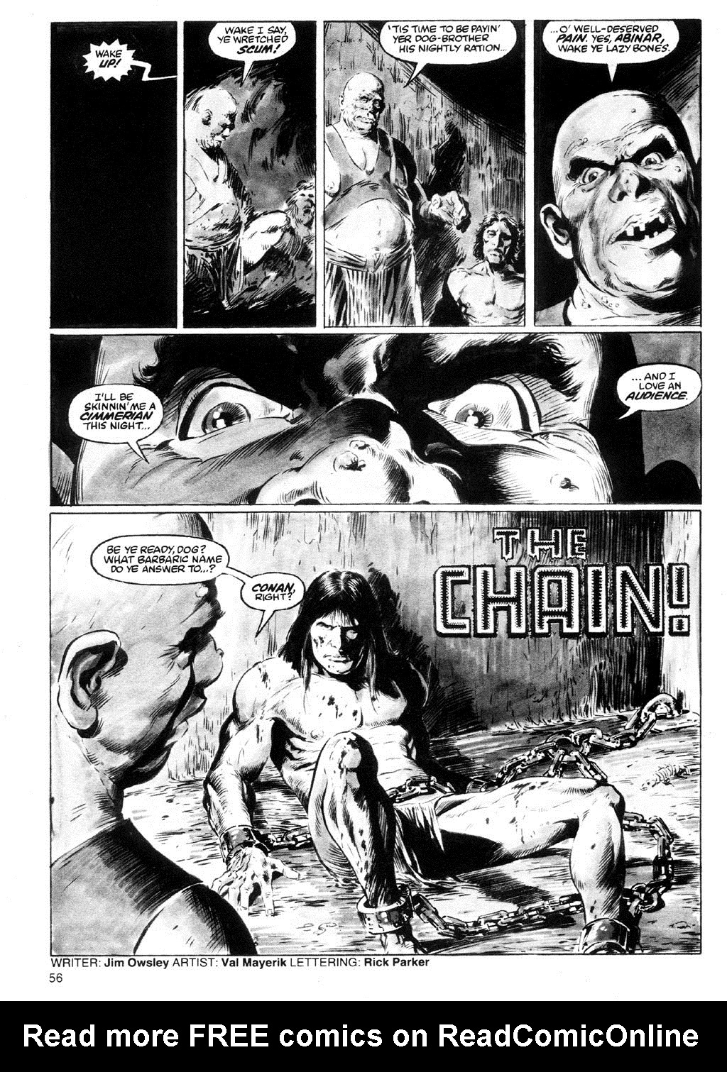 The Savage Sword Of Conan Issue #91 #92 - English 52