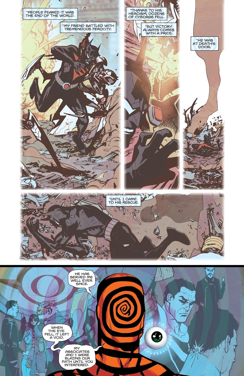 Batman Beyond (2015) Issue #15 #15 - English 19