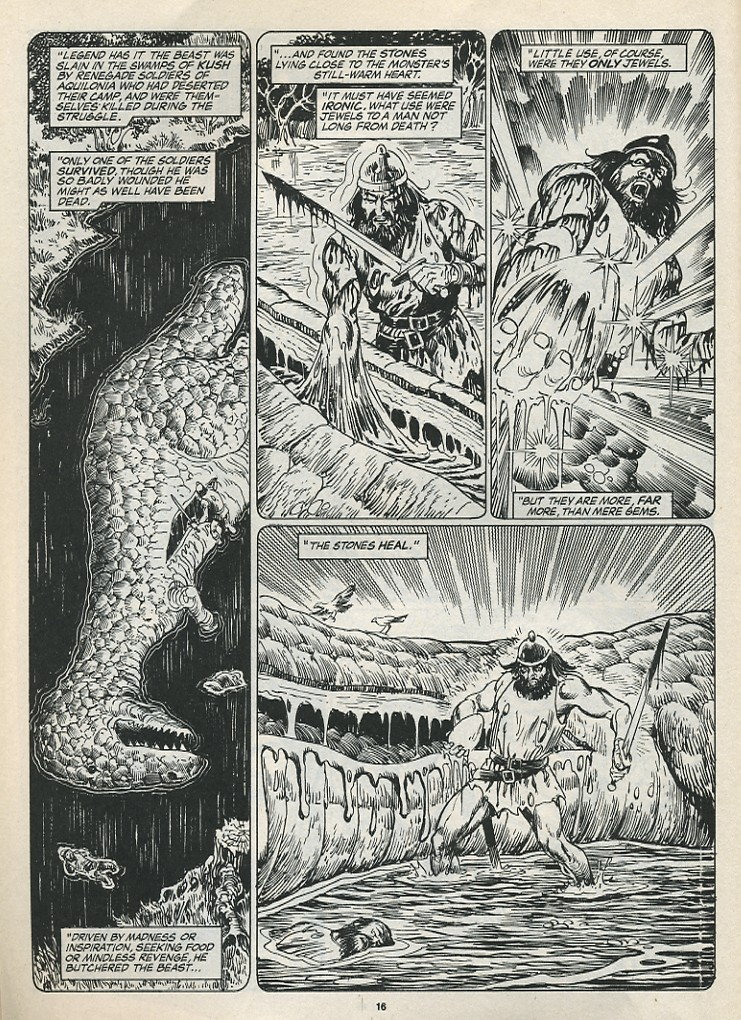 The Savage Sword Of Conan Issue #174 #175 - English 18