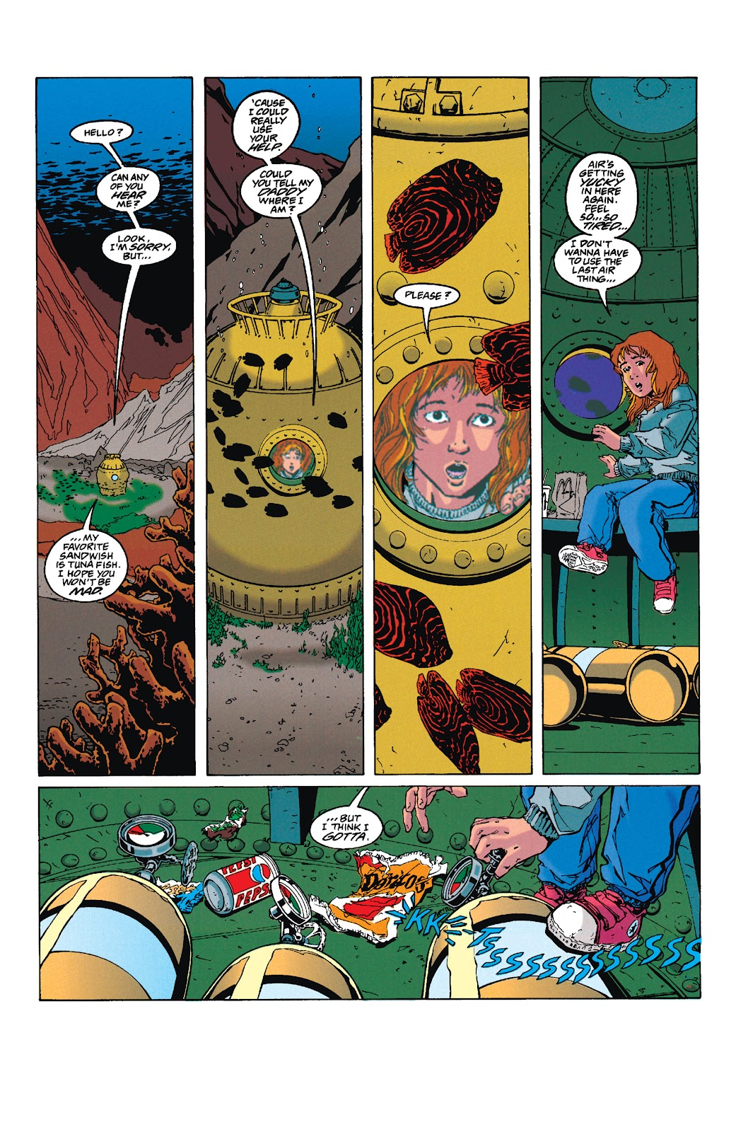 Aquaman (1994) Issue #35 #41 - English 2