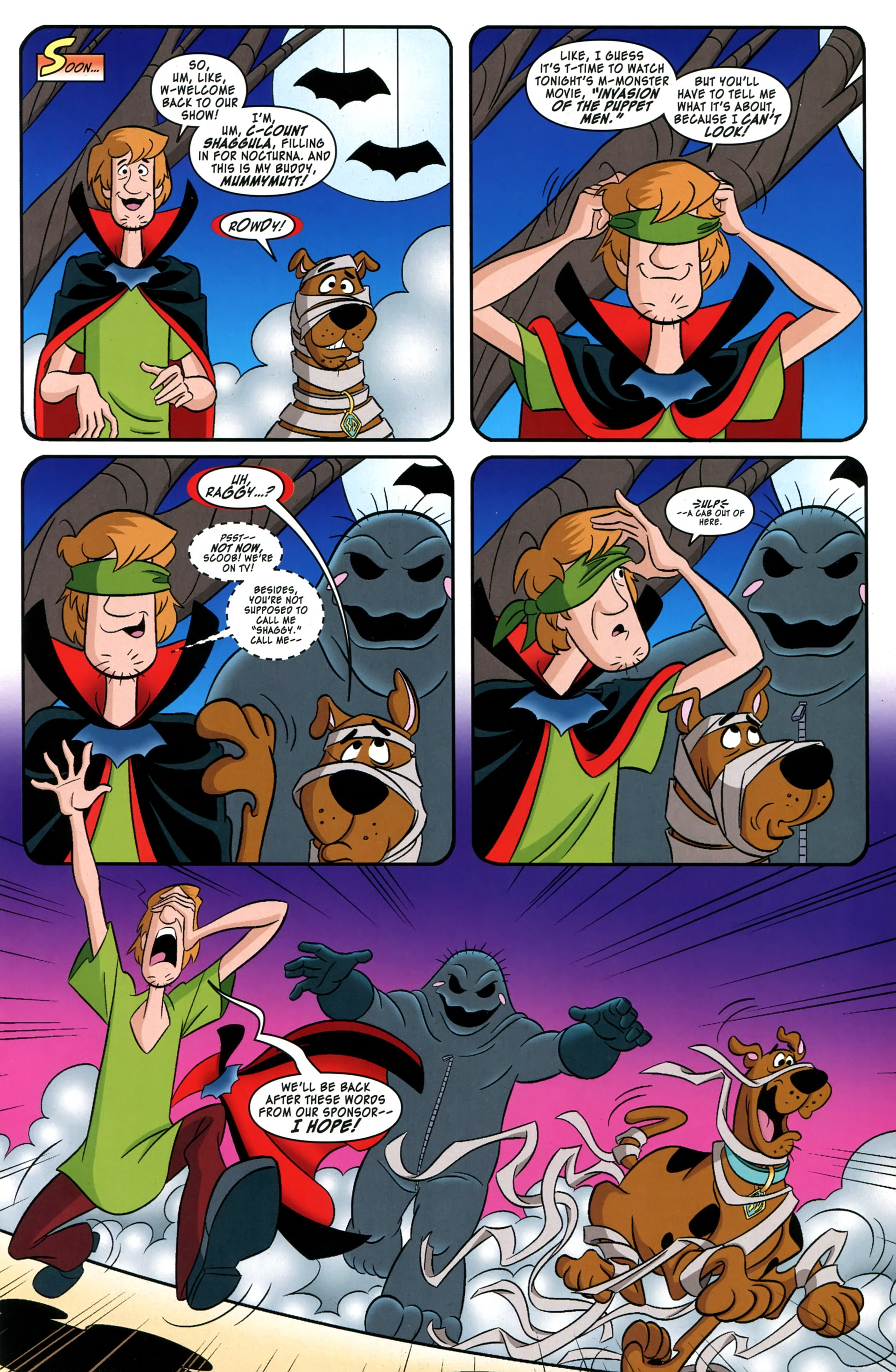 Read online Scooby-Doo: Where Are You? comic -  Issue #38 - 11