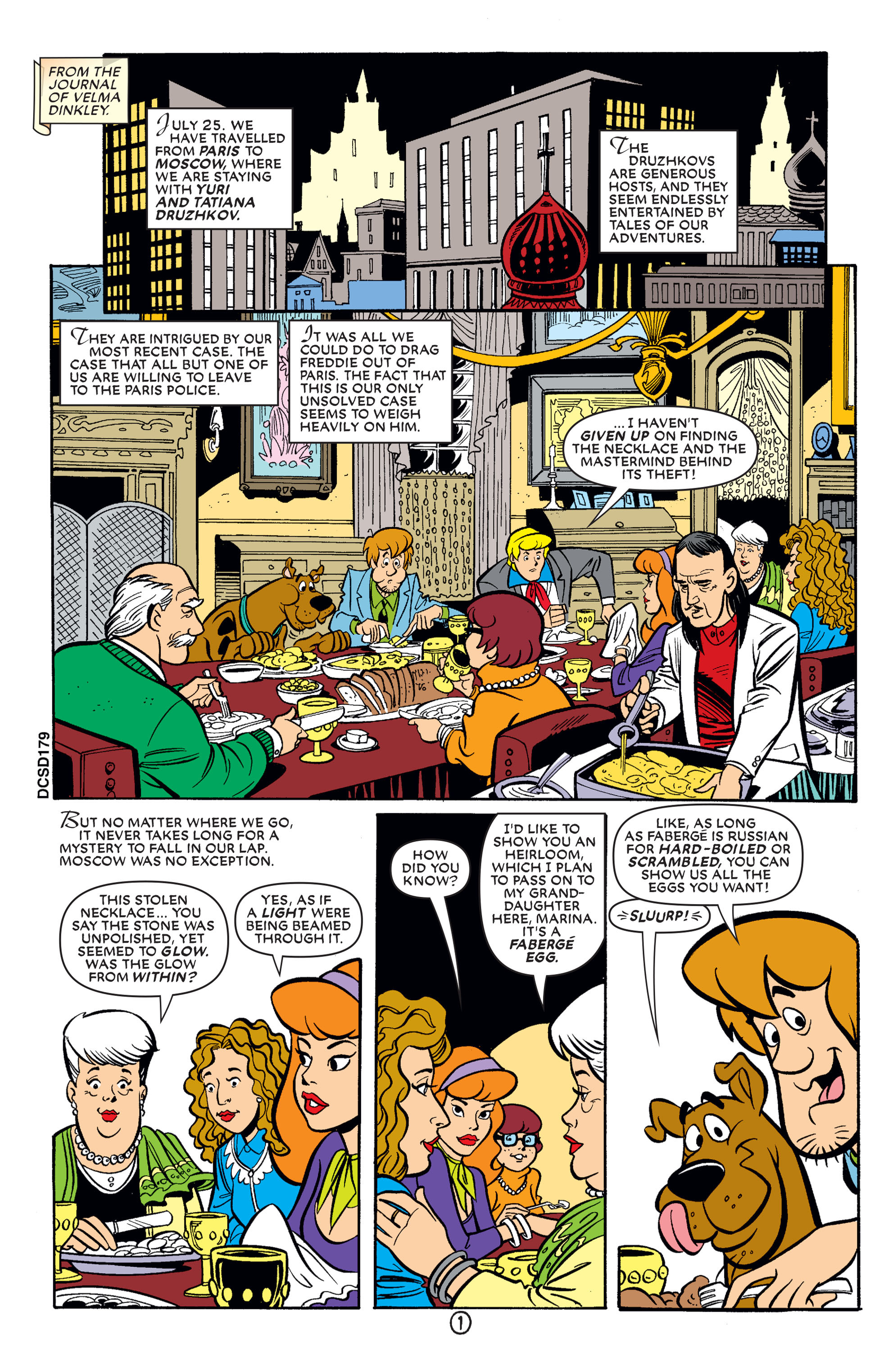 Read online Scooby-Doo (1997) comic -  Issue #60 - 13