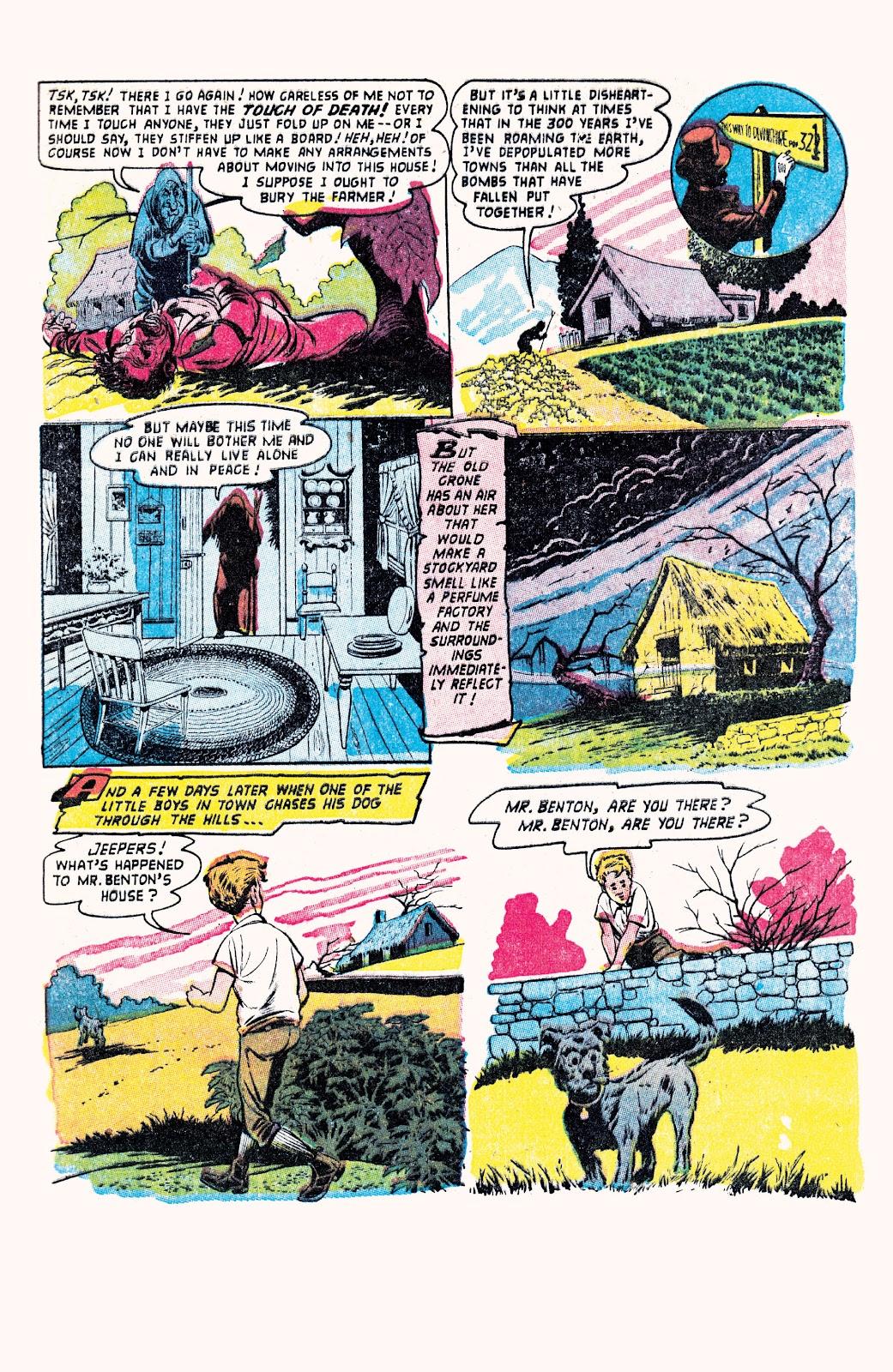 Haunted Horror Issue #20 #20 - English 42