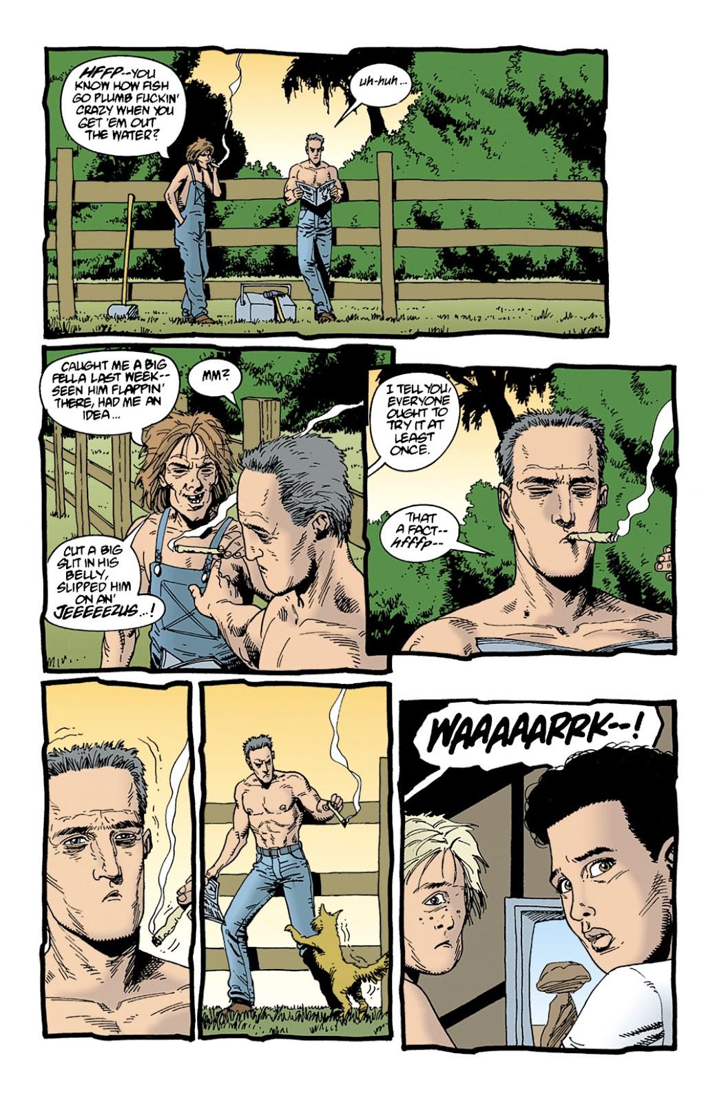 Preacher Issue #9 #18 - English 21