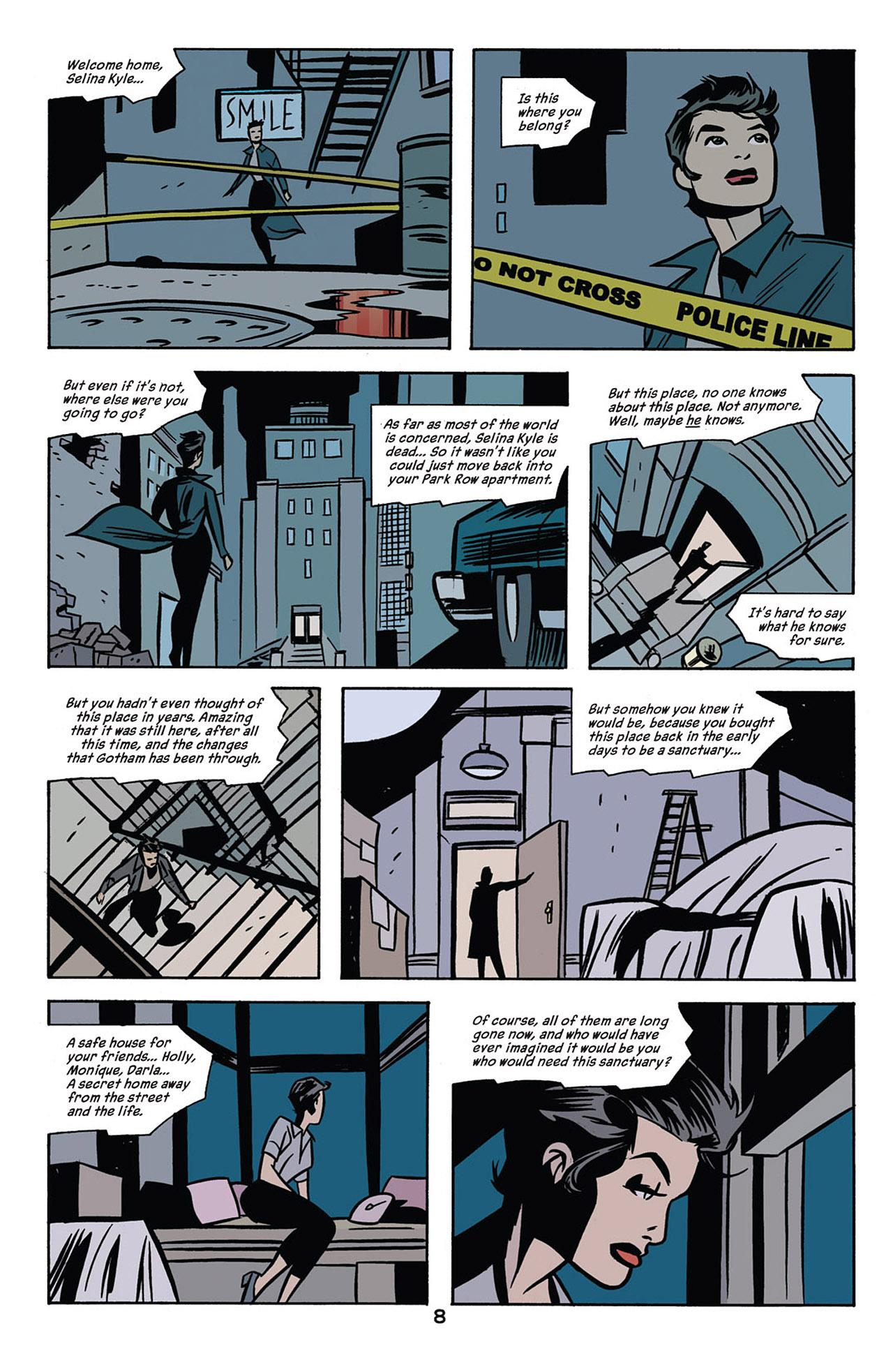 Catwoman (2002) #1 #83 - English 9
