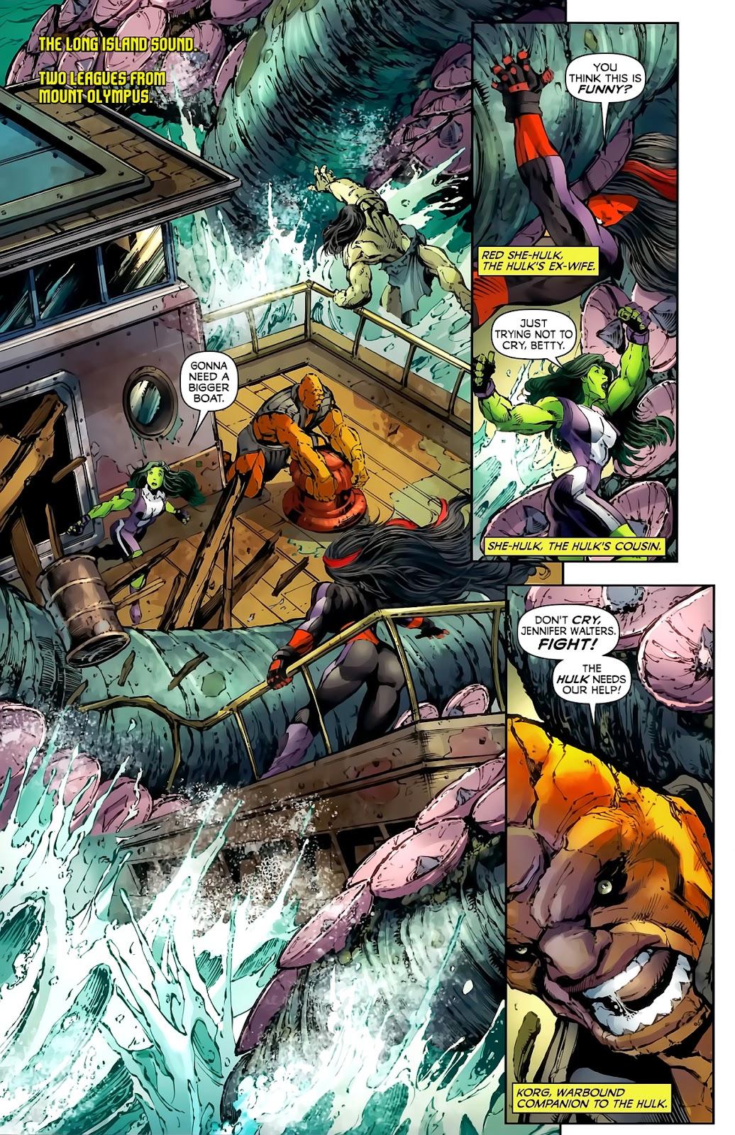 Incredible Hulks (2010) Issue #622 #12 - English 3