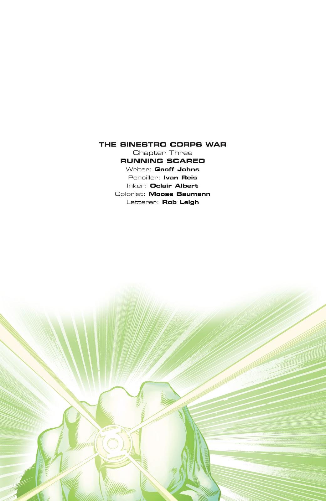 Green Lantern: The Sinestro Corps War Full #1 - English 93