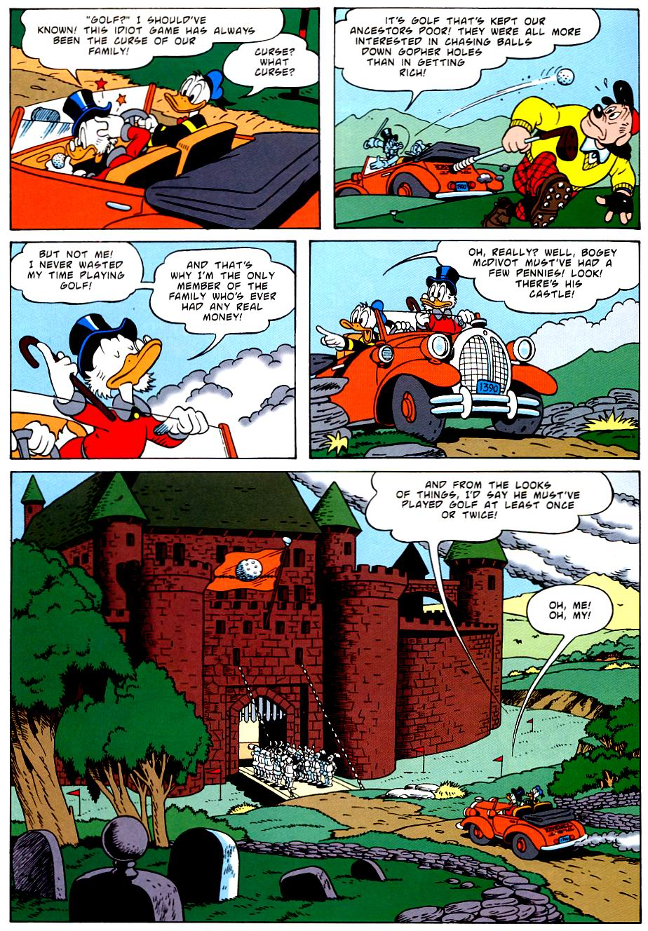 Uncle Scrooge (1953) Issue #319 #319 - English 54