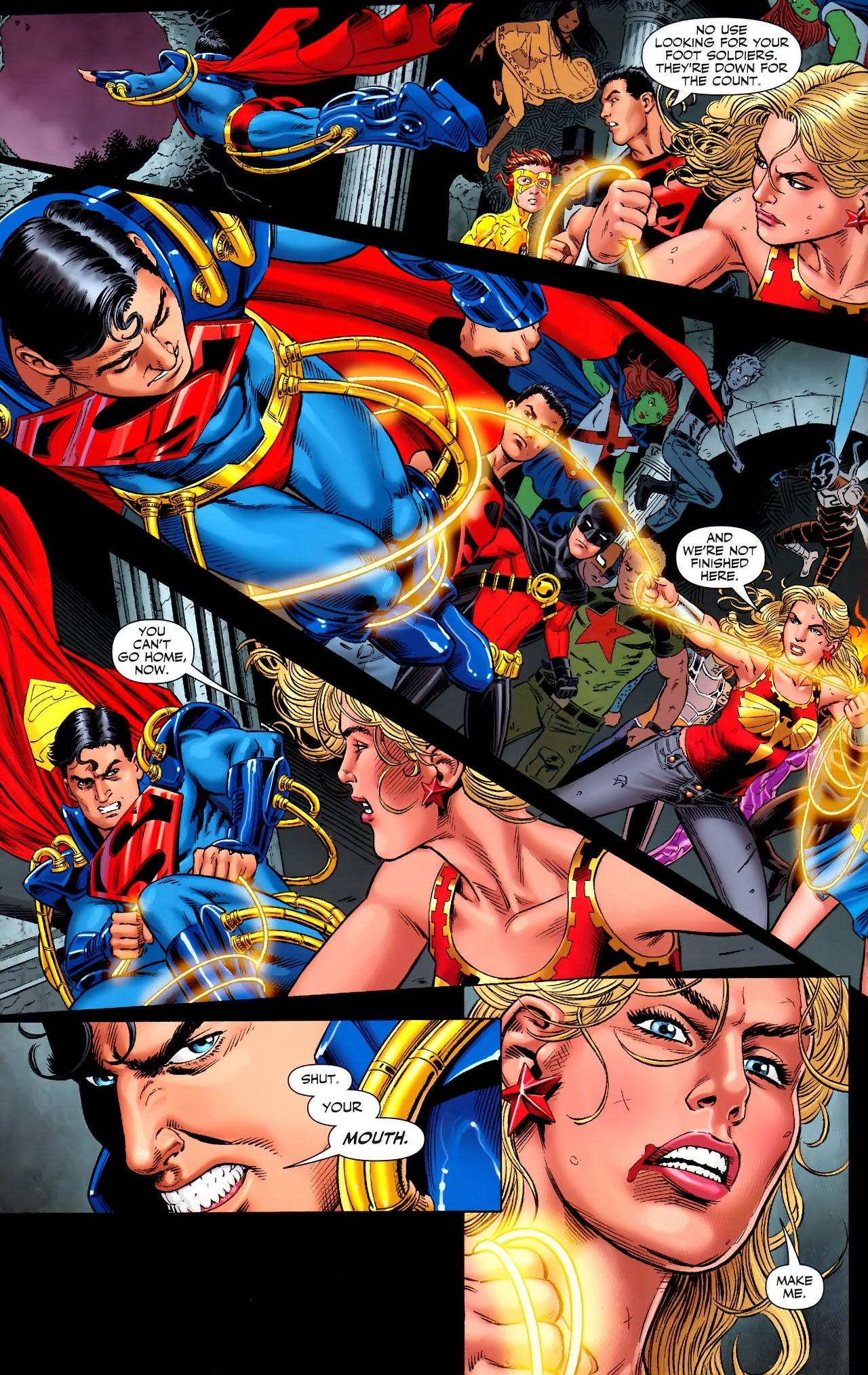 Teen Titans (2003) #100 #110 - English 21