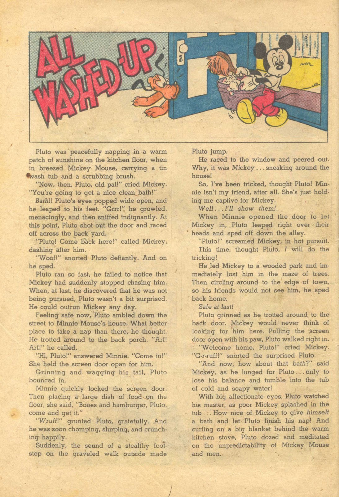 Uncle Scrooge (1953) Issue #13 #13 - English 30