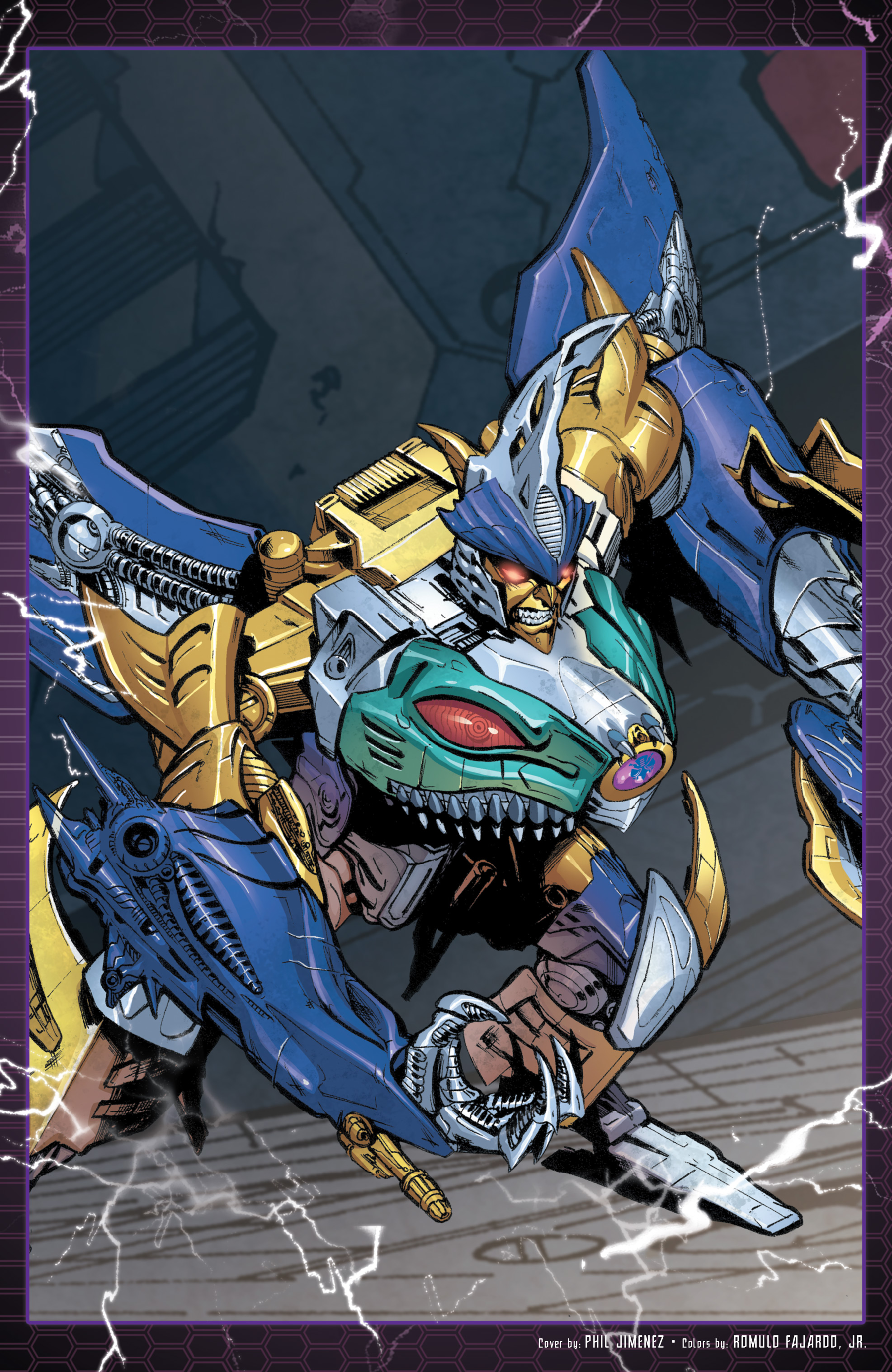 Read online The Transformers: Dark Cybertron Finale comic -  Issue # Full - 100