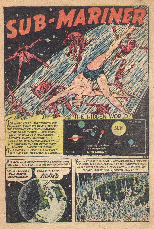 Sub-Mariner Comics #36 #36 - English 3