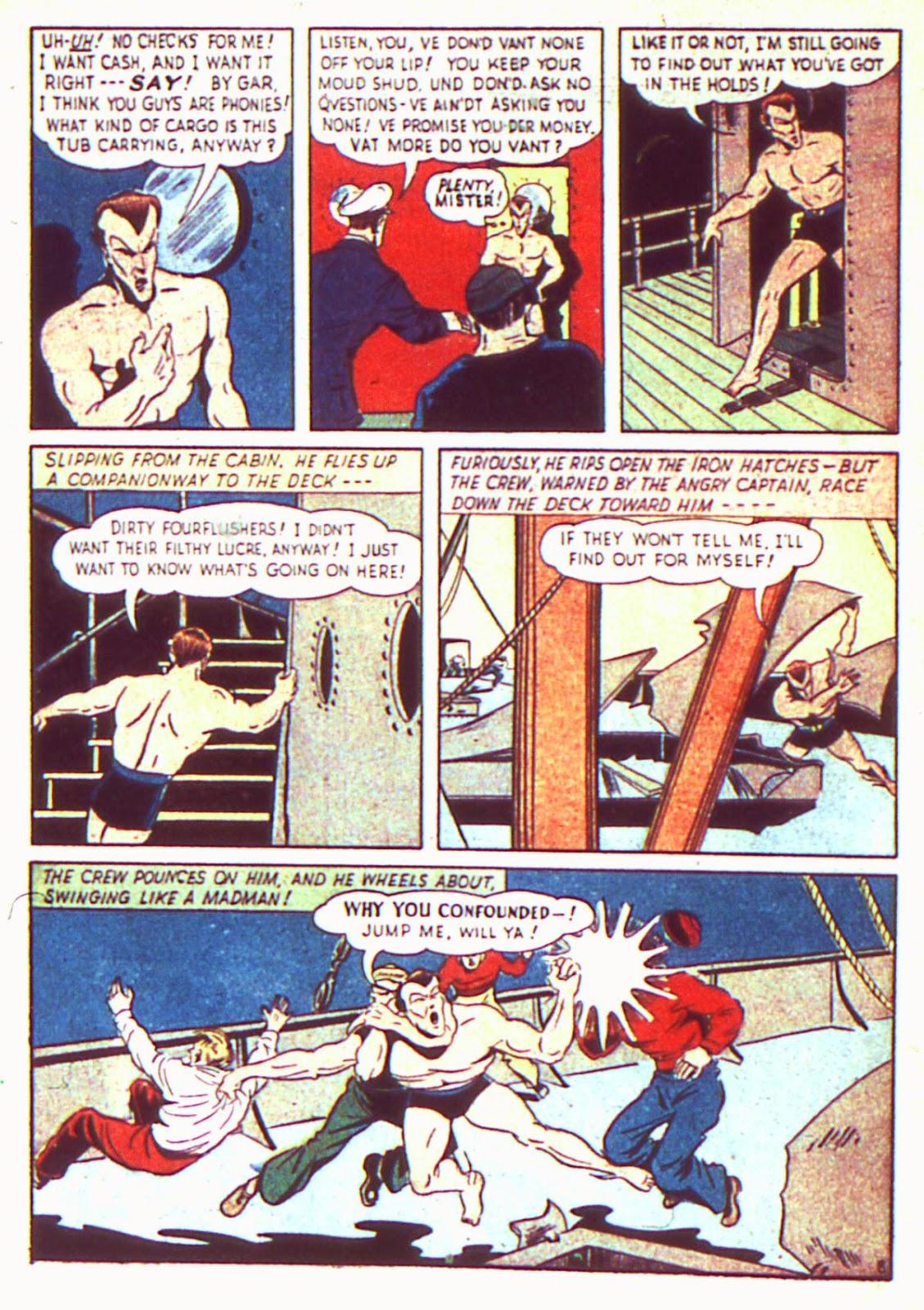 Sub-Mariner Comics Issue #2 #2 - English 10