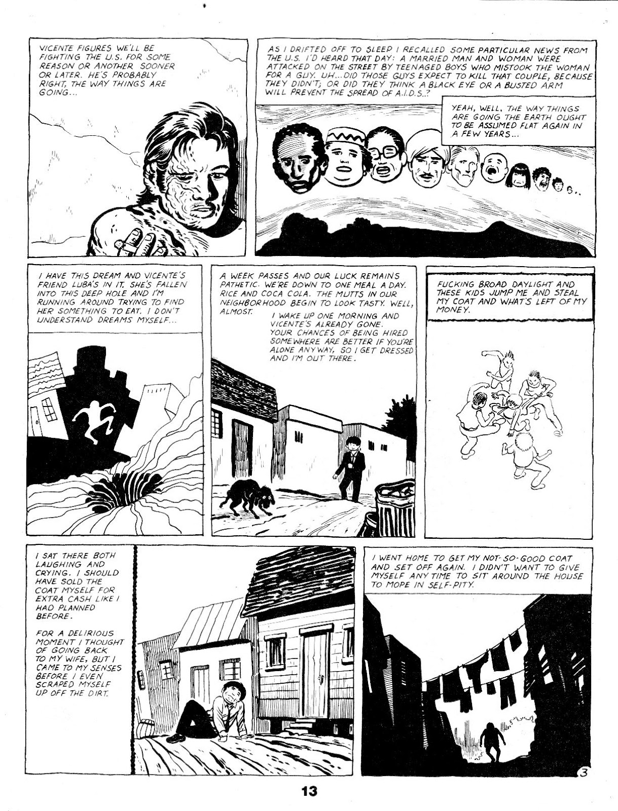 Love and Rockets (1982) Issue #17 #16 - English 15