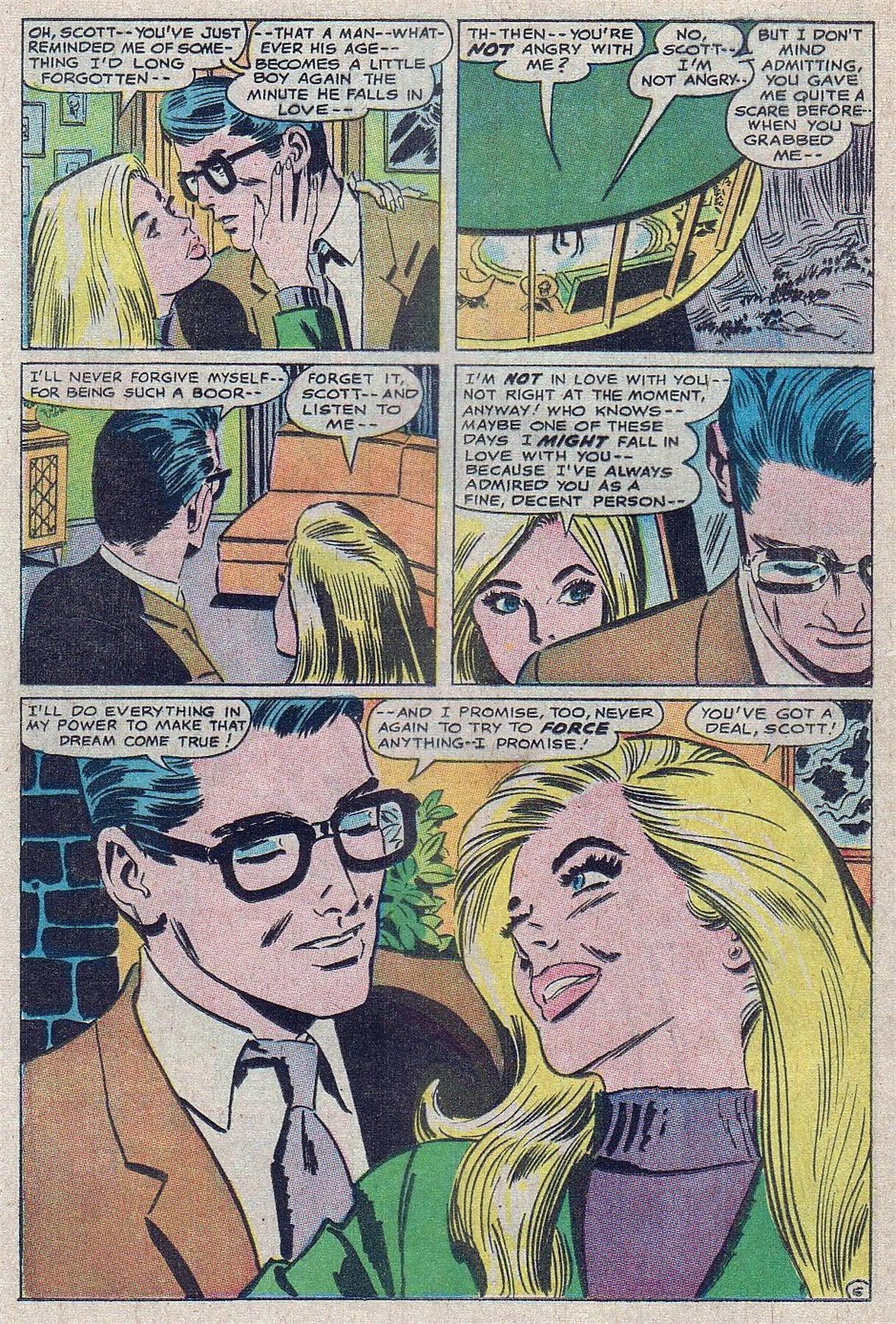 Read online Secret Hearts comic -  Issue #129 - 24