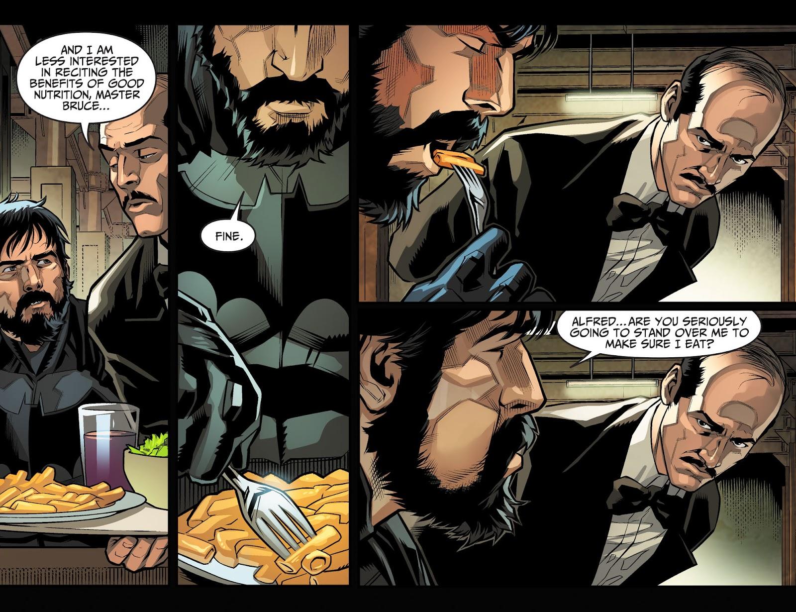 Injustice: Gods Among Us Year Four Issue #1 #2 - English 16