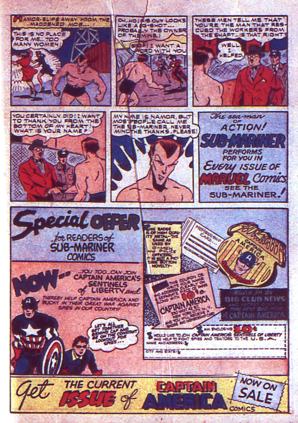 Sub-Mariner Comics Issue #2 #2 - English 43